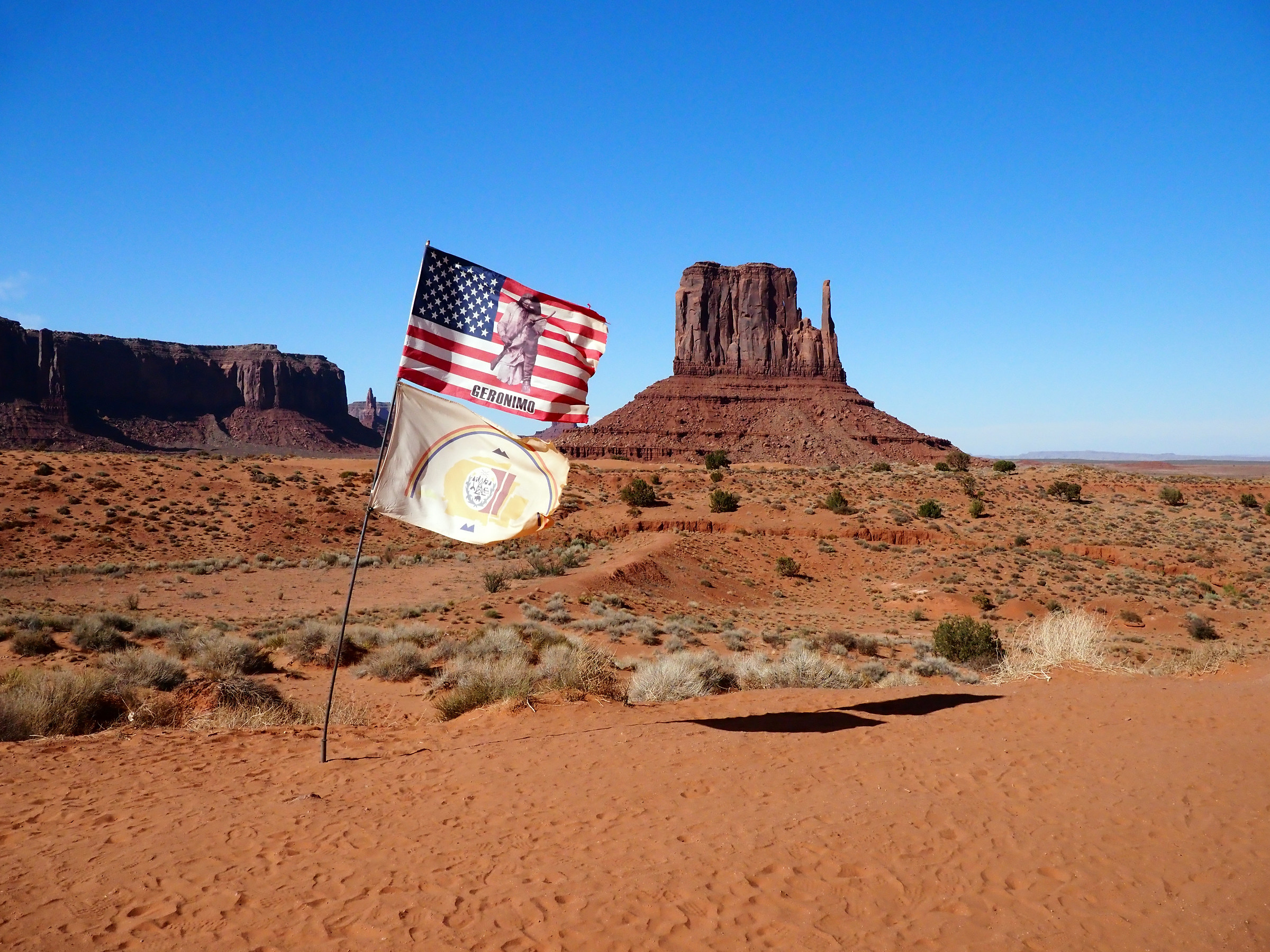 Navajo Nation: Monument Valley...