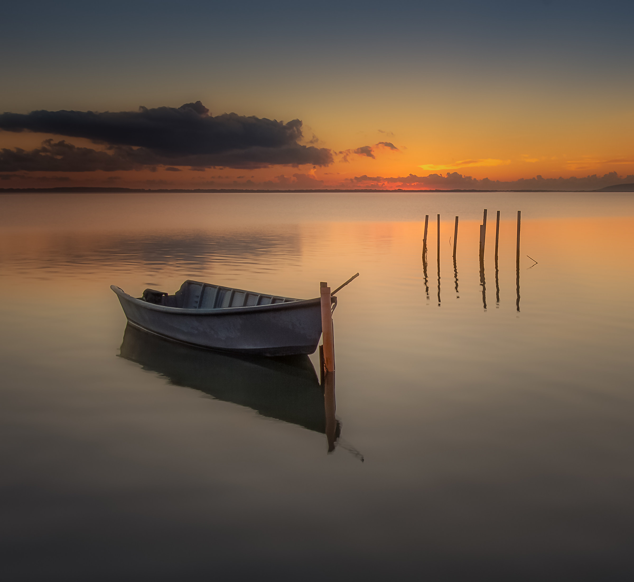 The Peace of Dawn...
