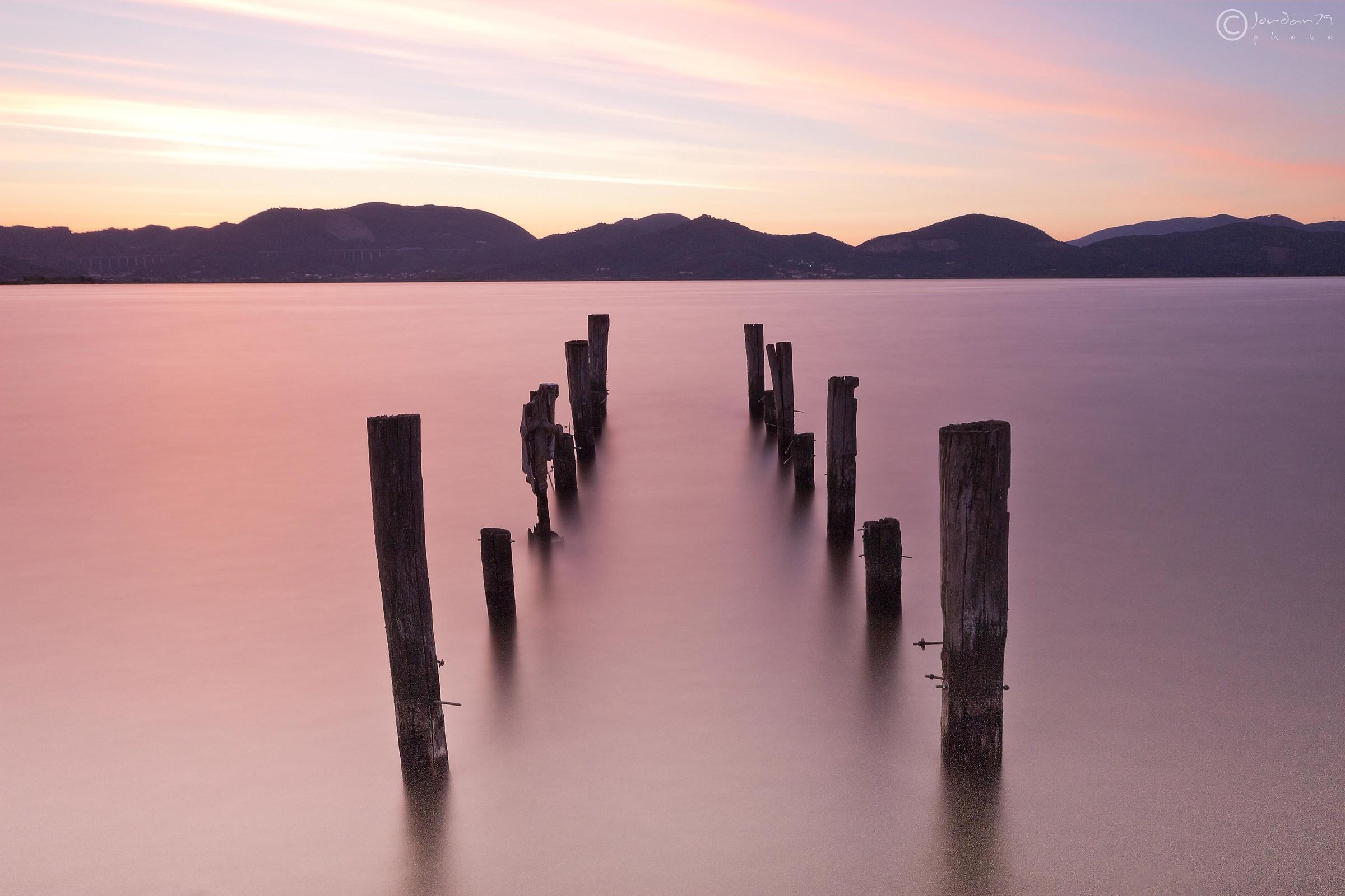 Lake at Sunrise...