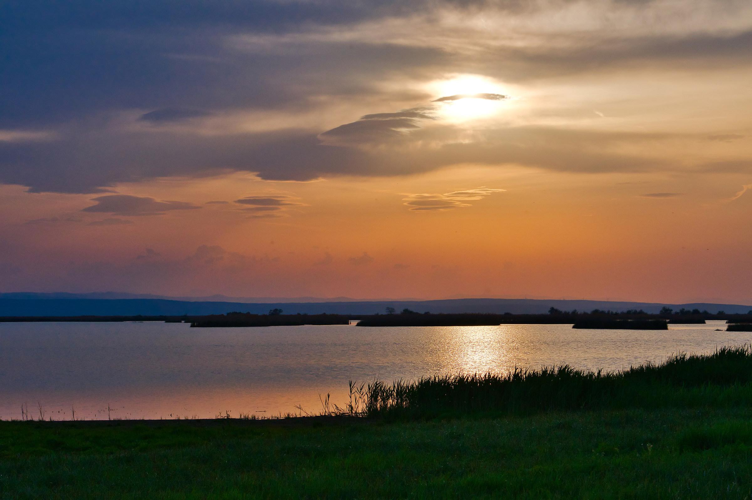 Lake Ferto...