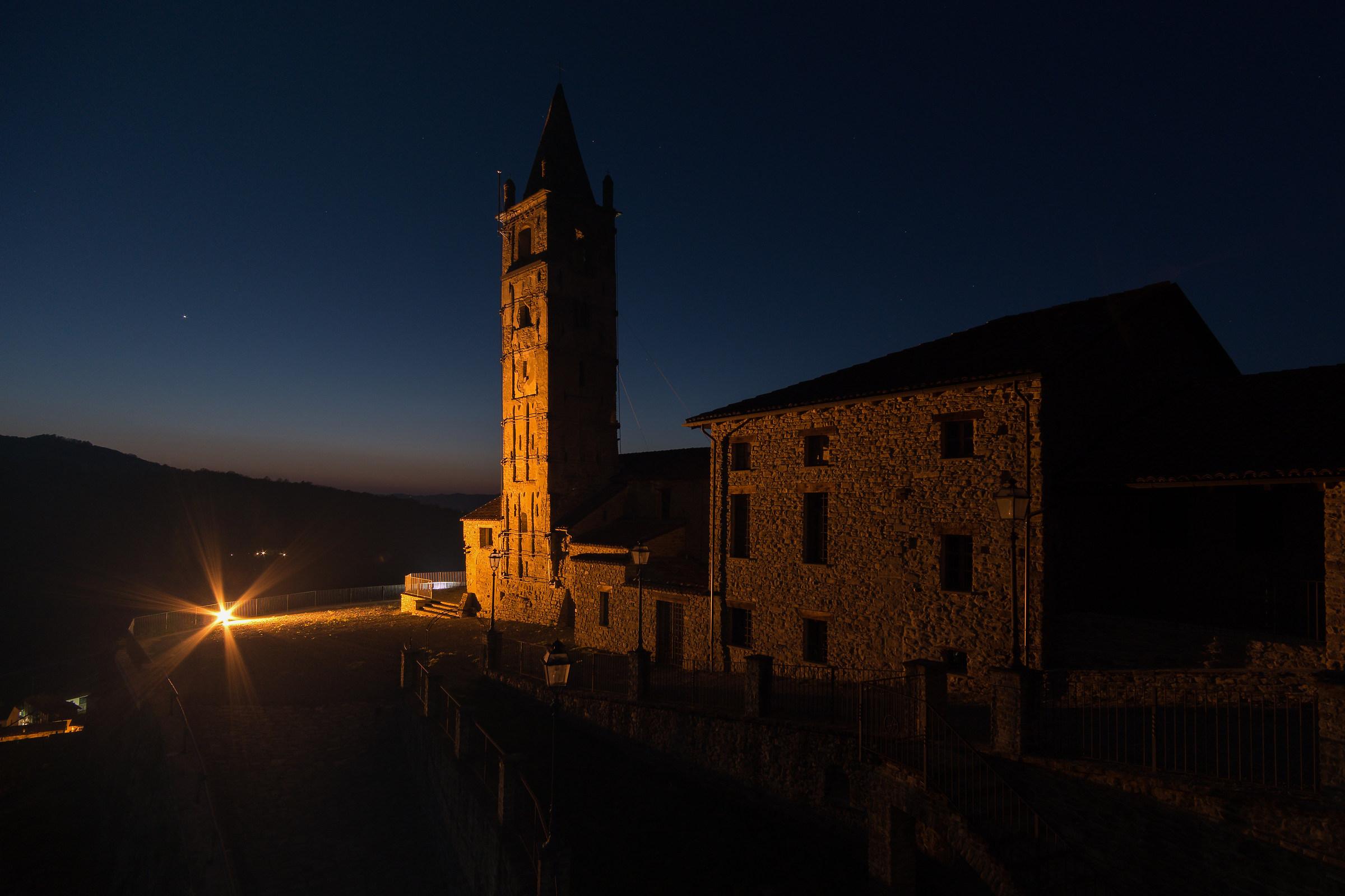 Ponti (AL)-The old village...