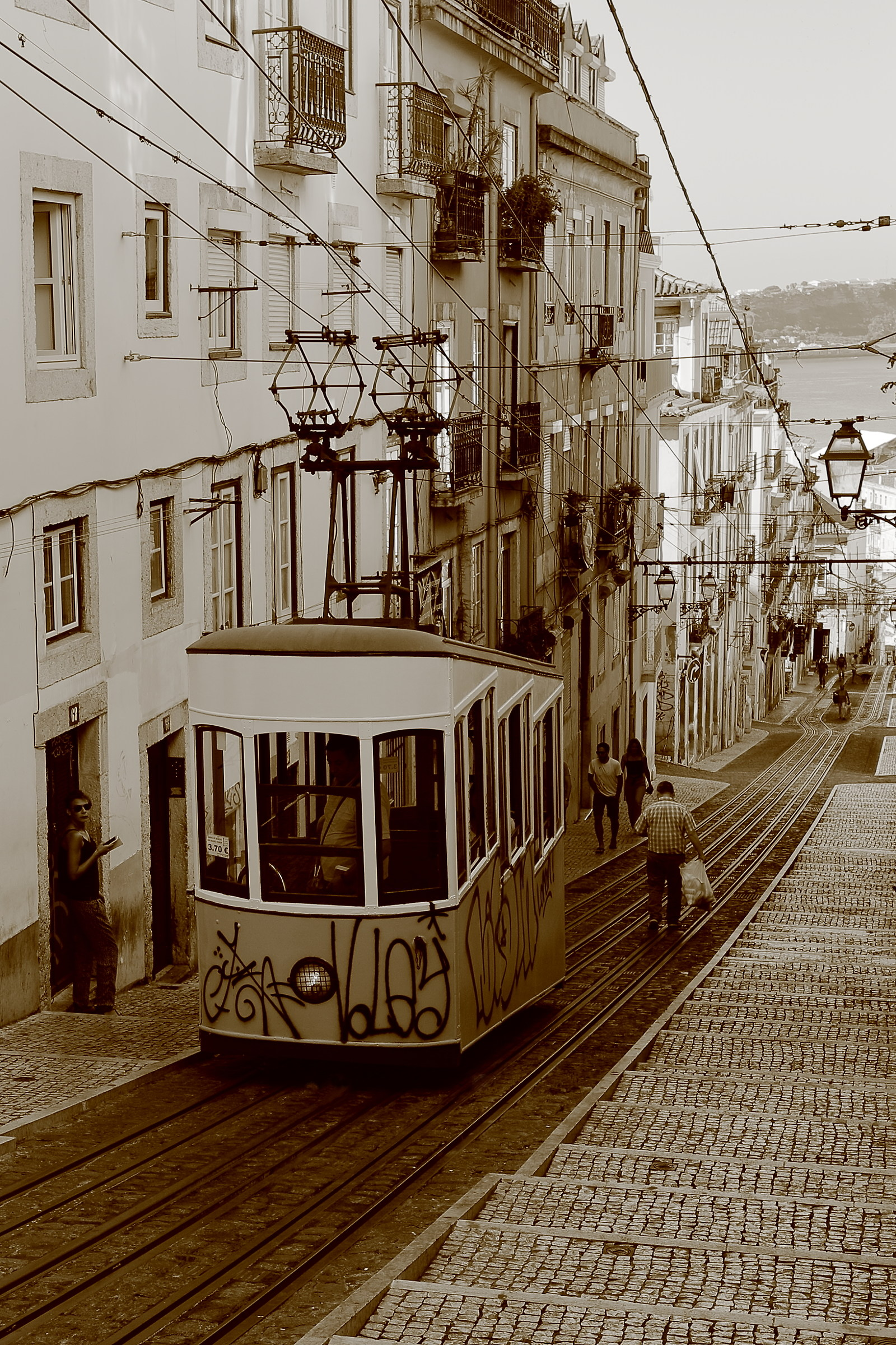 Charming Lisbon...
