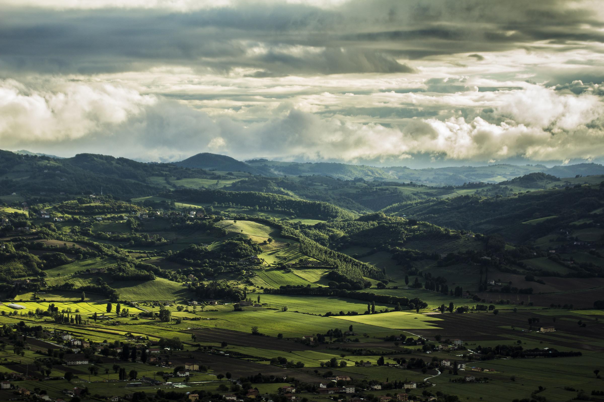 Valle Eugubina...