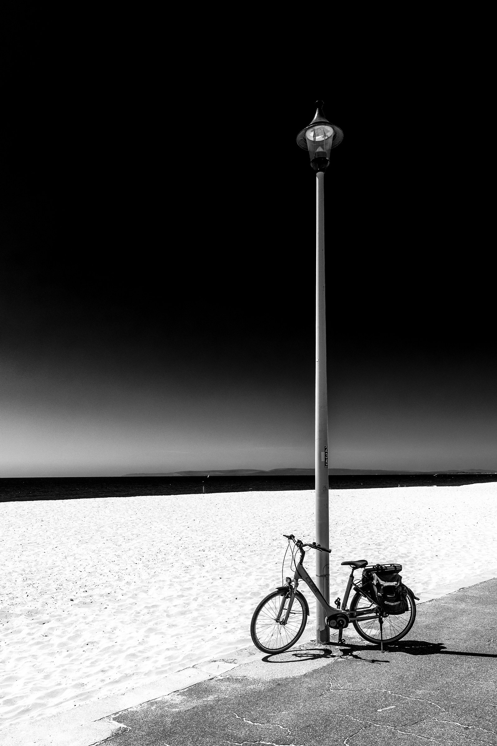 The Bike And The Beach...