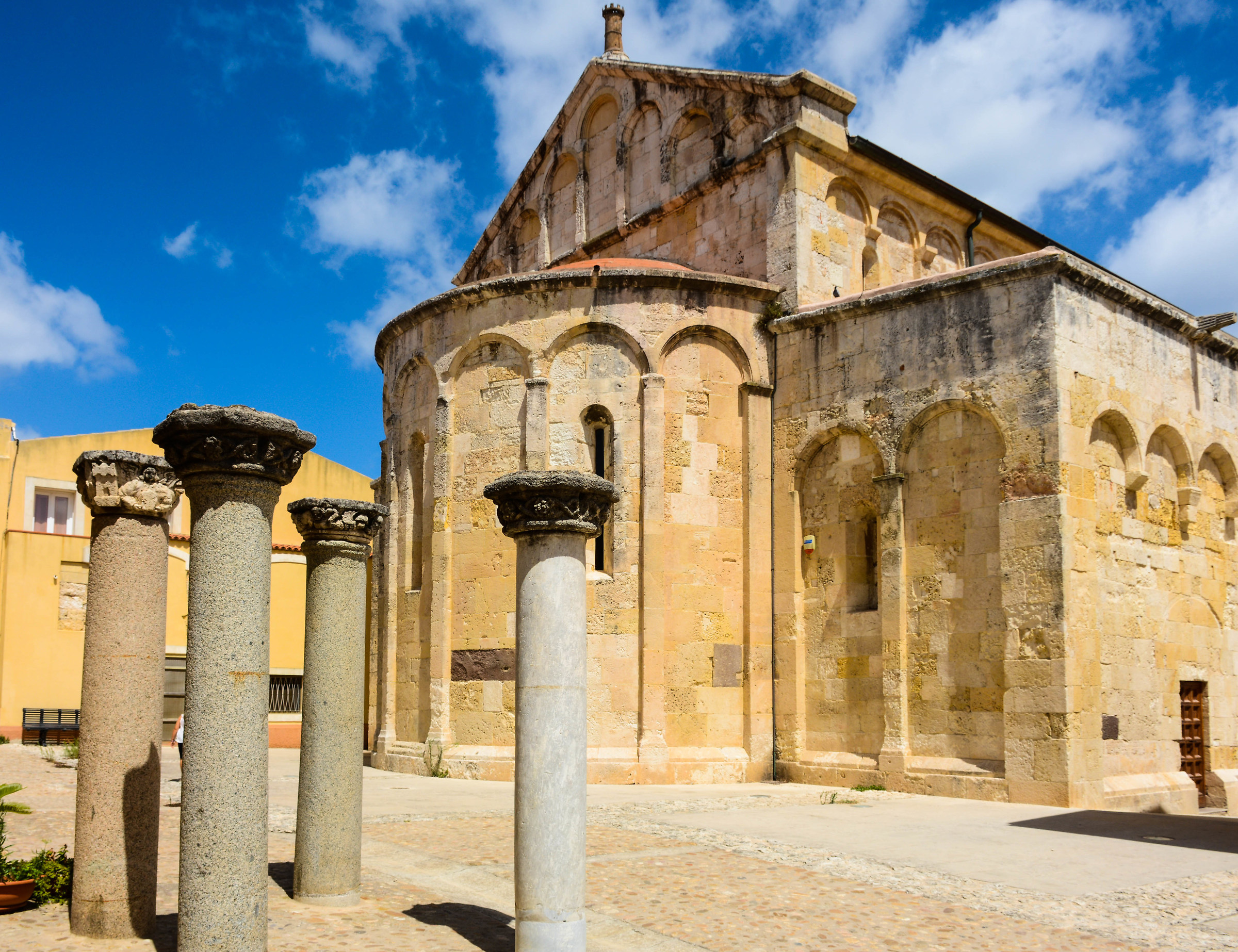 Church of San Gavino Porto Torres...