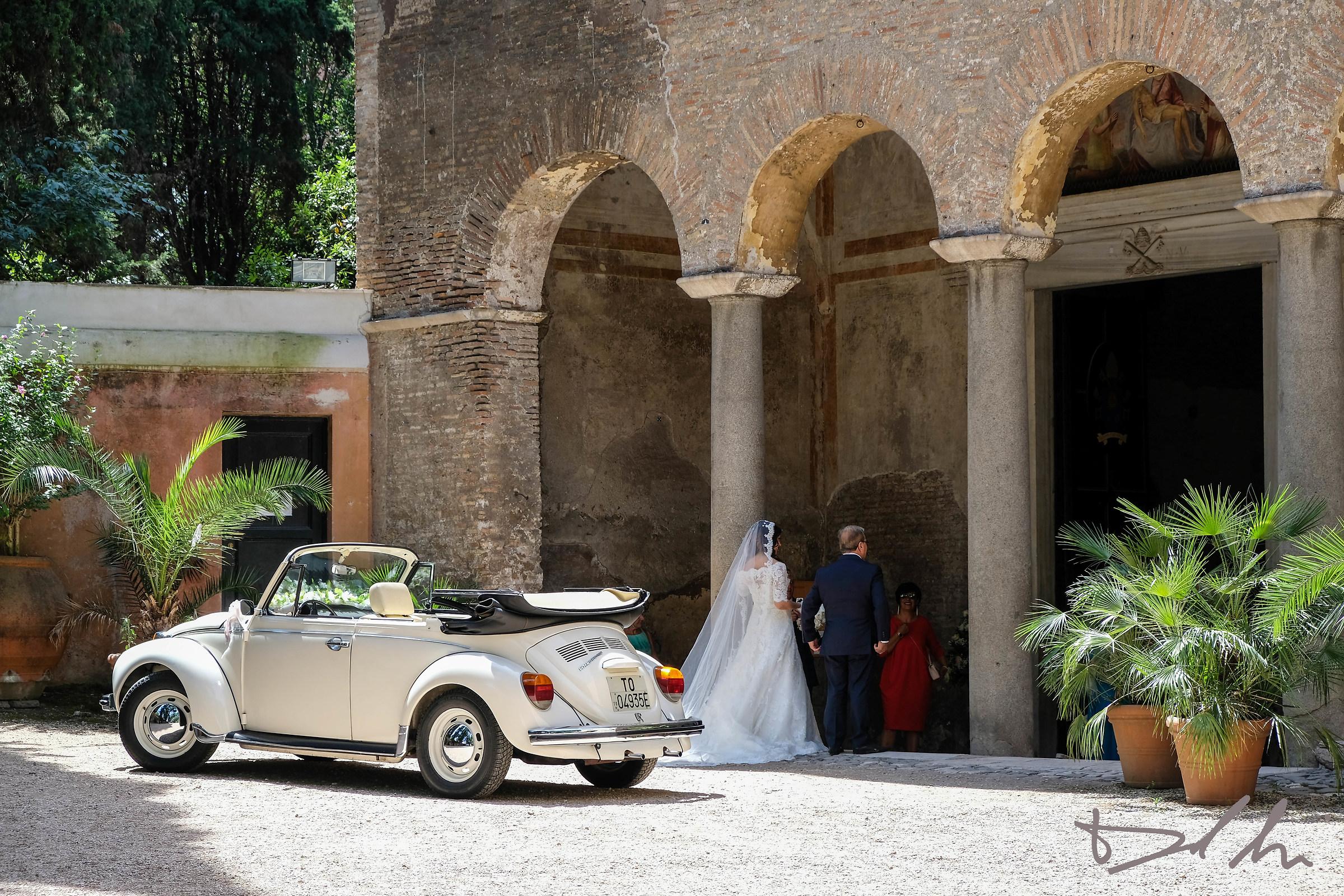 Sposa a Santo Stefano Rotondo...