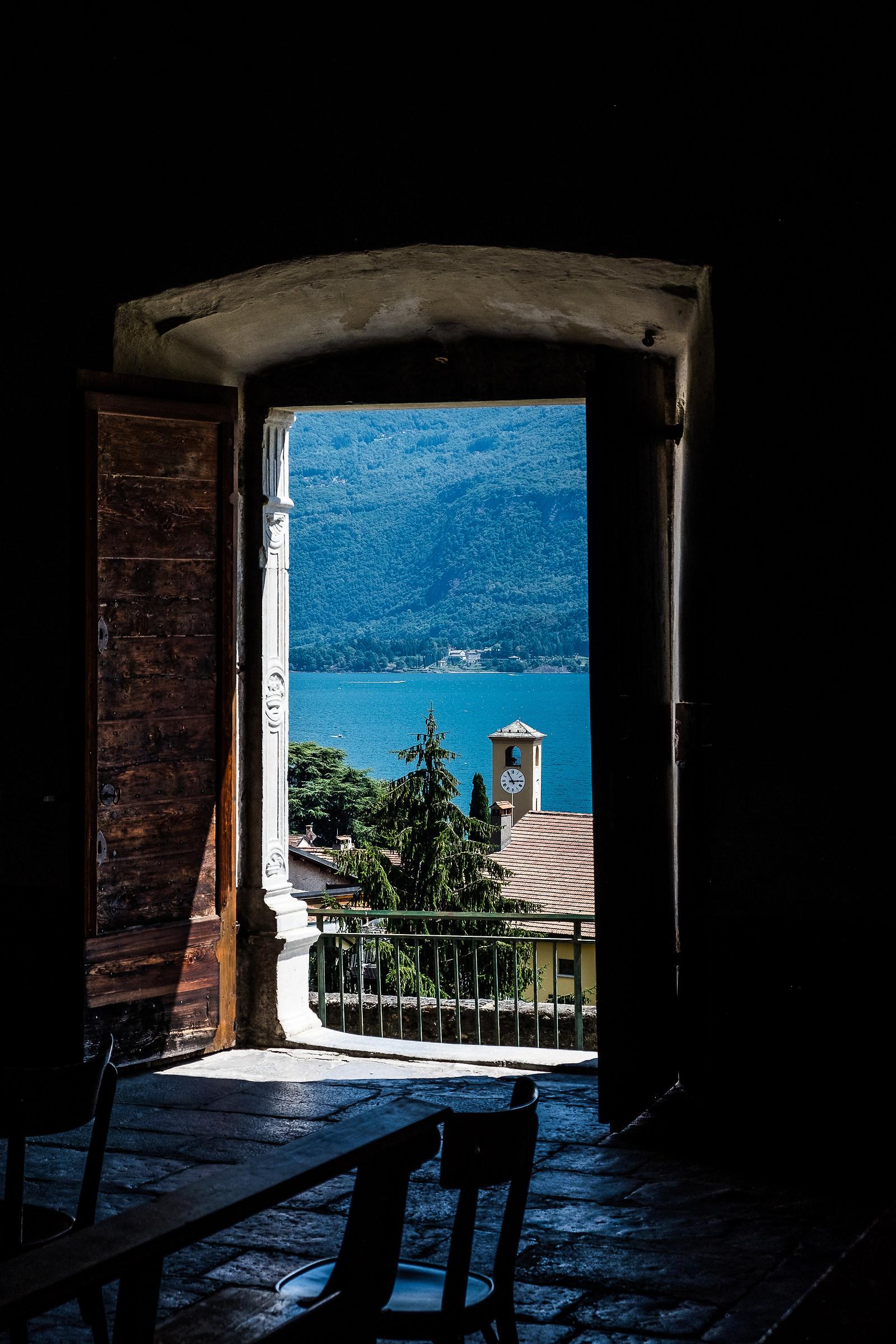 VSTA on Lake Como...