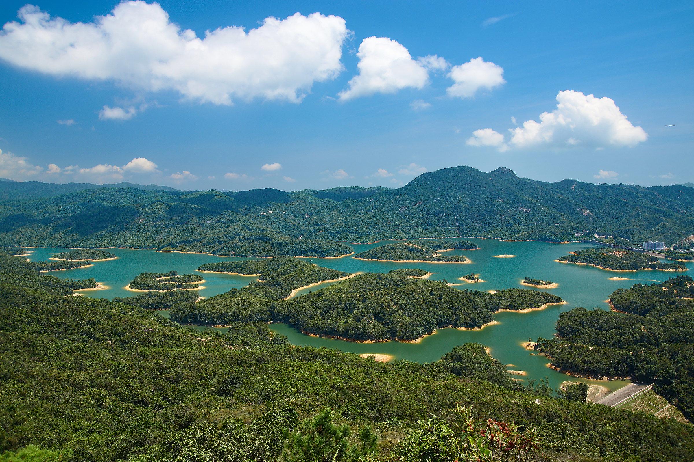 Thousand island lake...