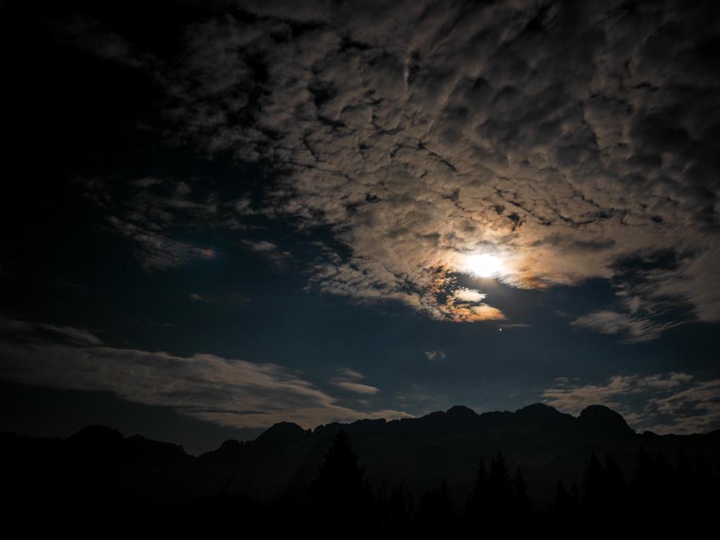 Lunar landscape...