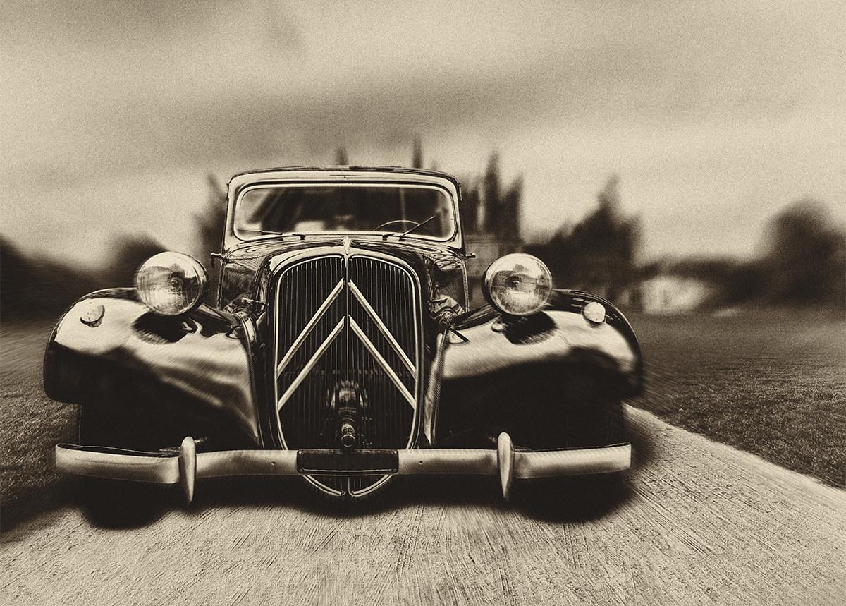 Citroën Traction Avant...
