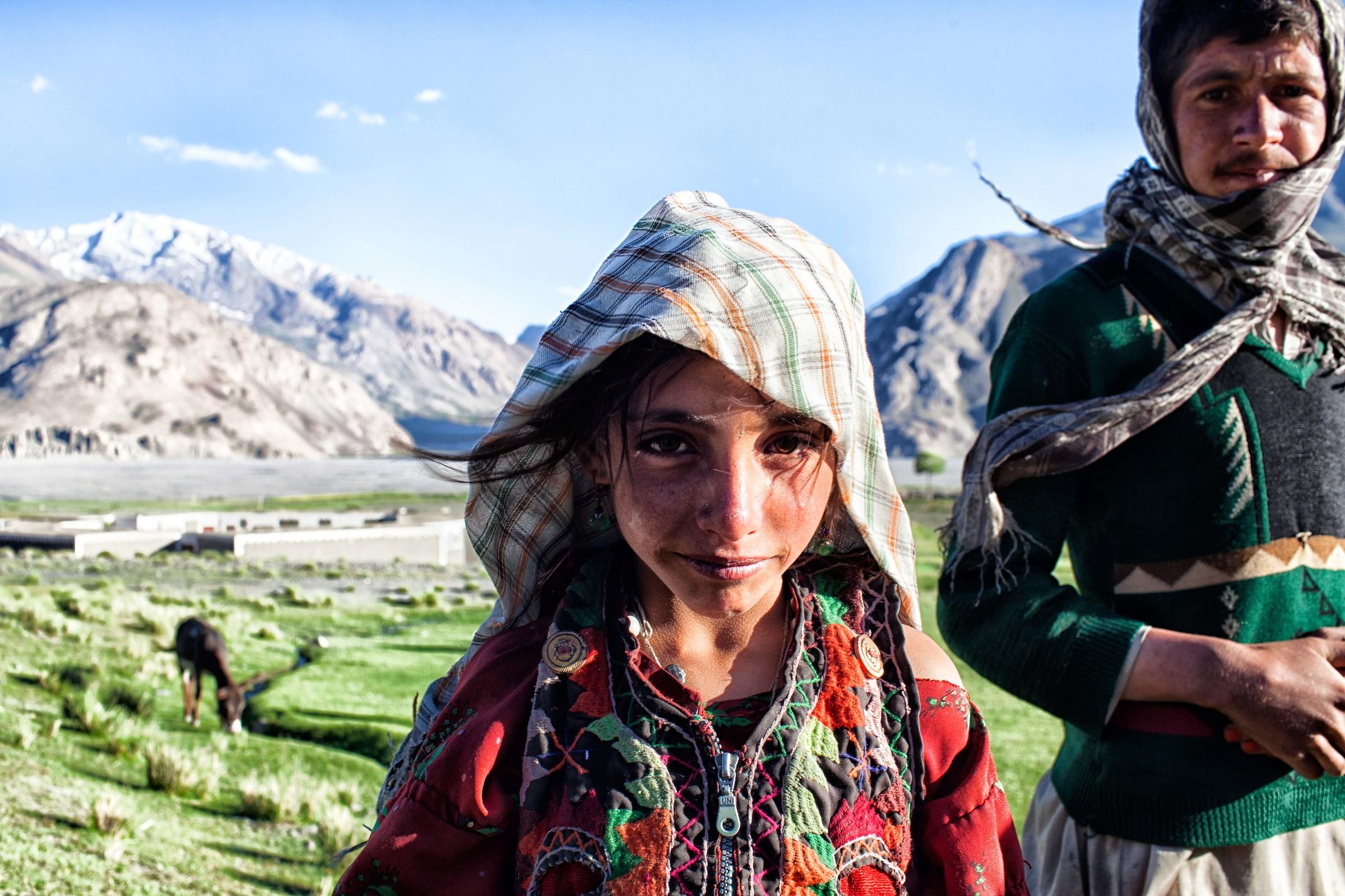 Wakhi people, Wakhan corridor, Afghanistan....