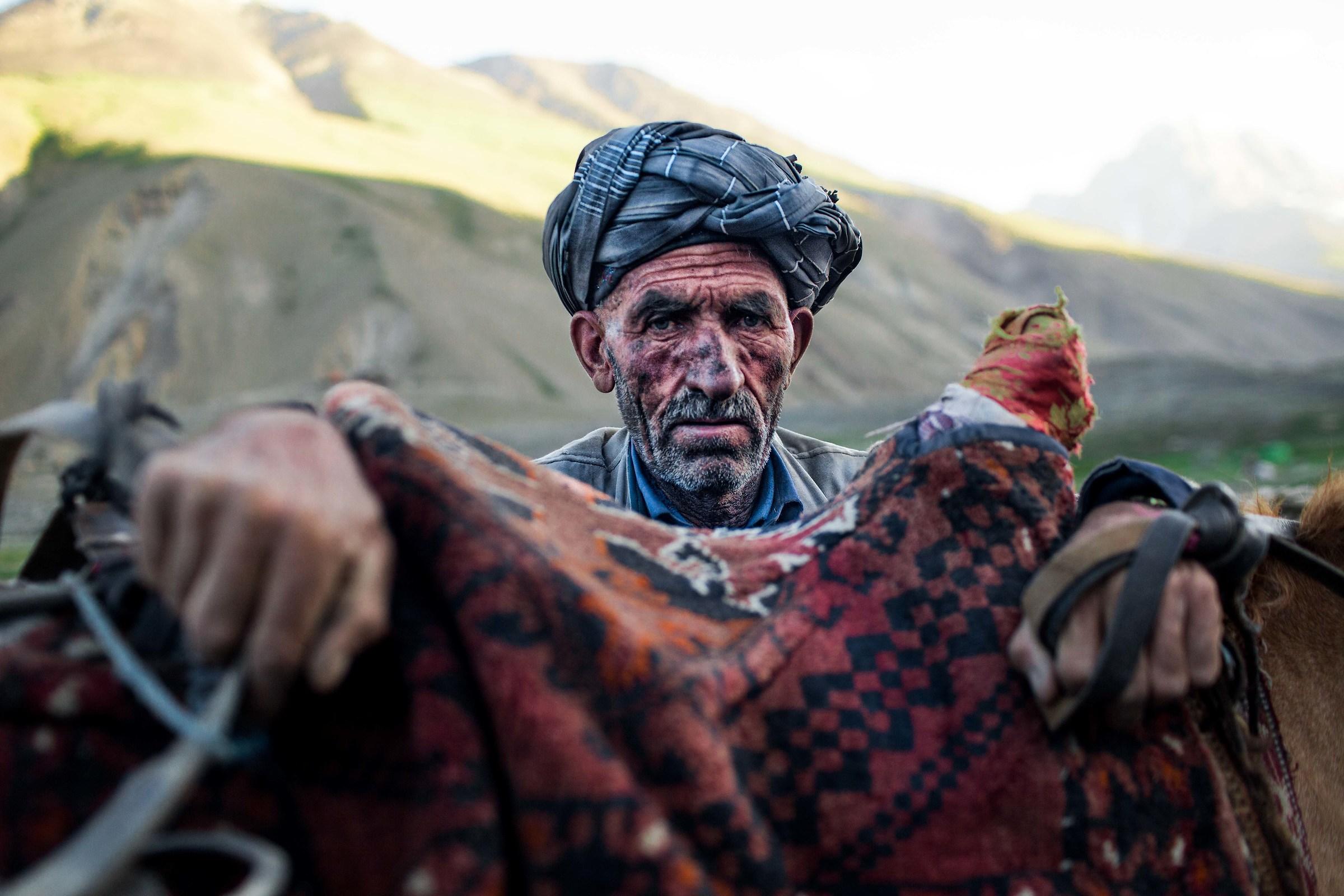 Horseman, Little Pamir, Afghanistan....