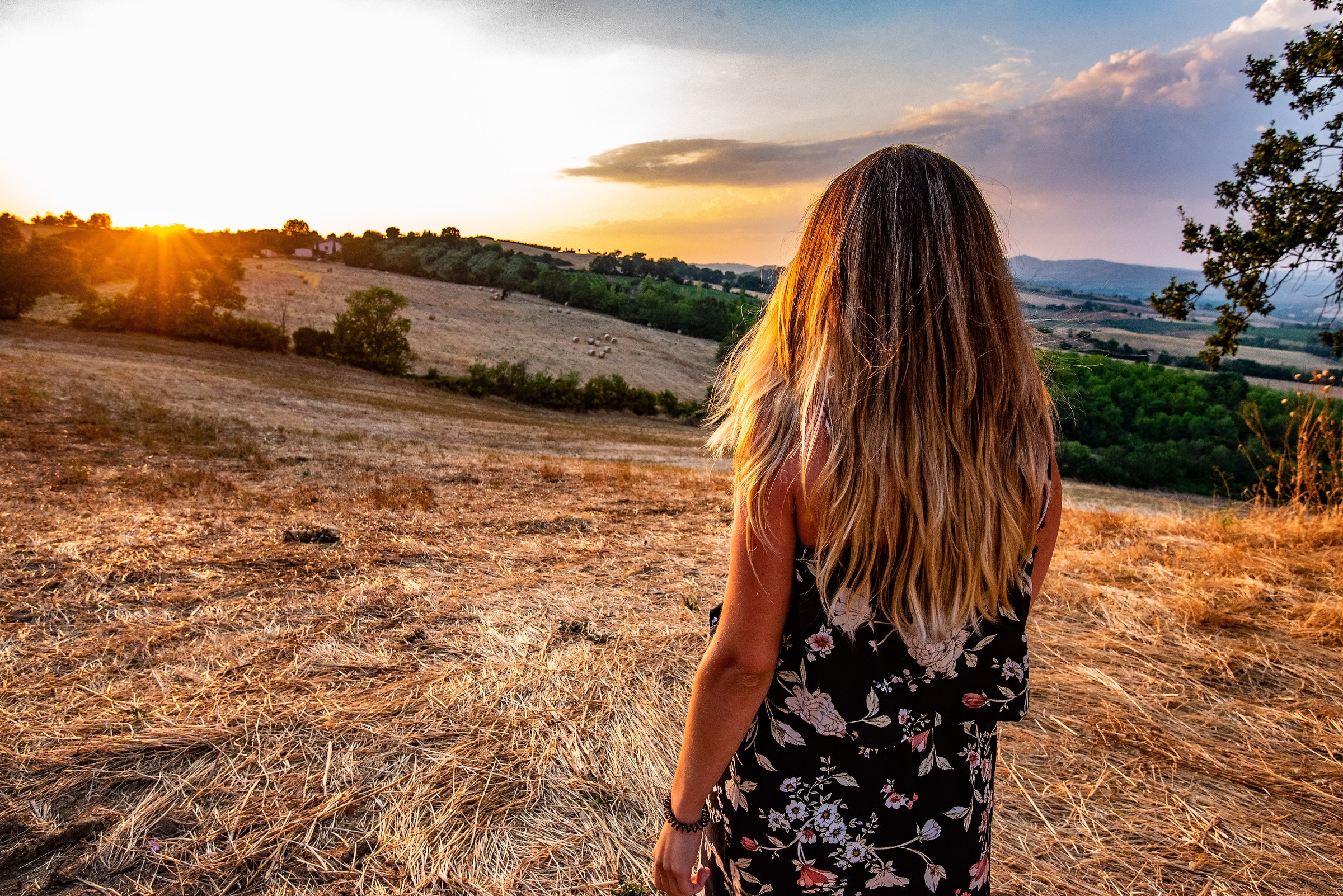 Maremmani Sunsets...