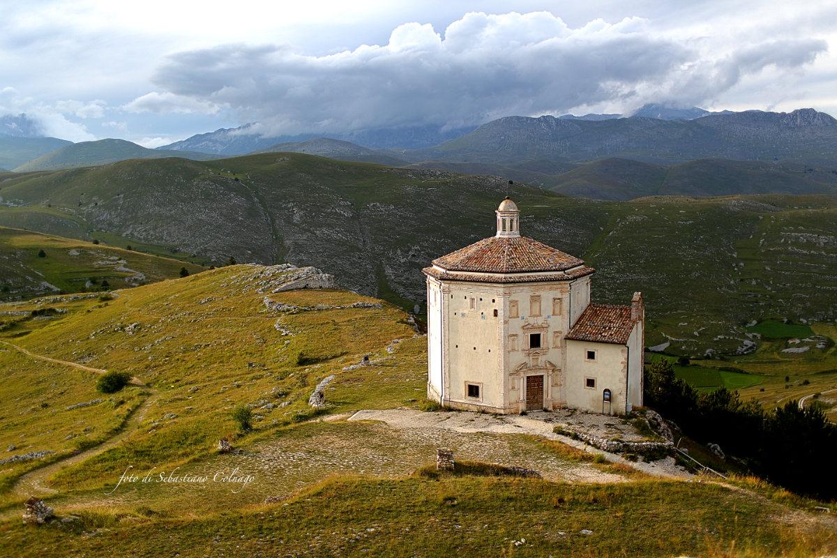 S.Maria della Pietà-Rocca Calascio...