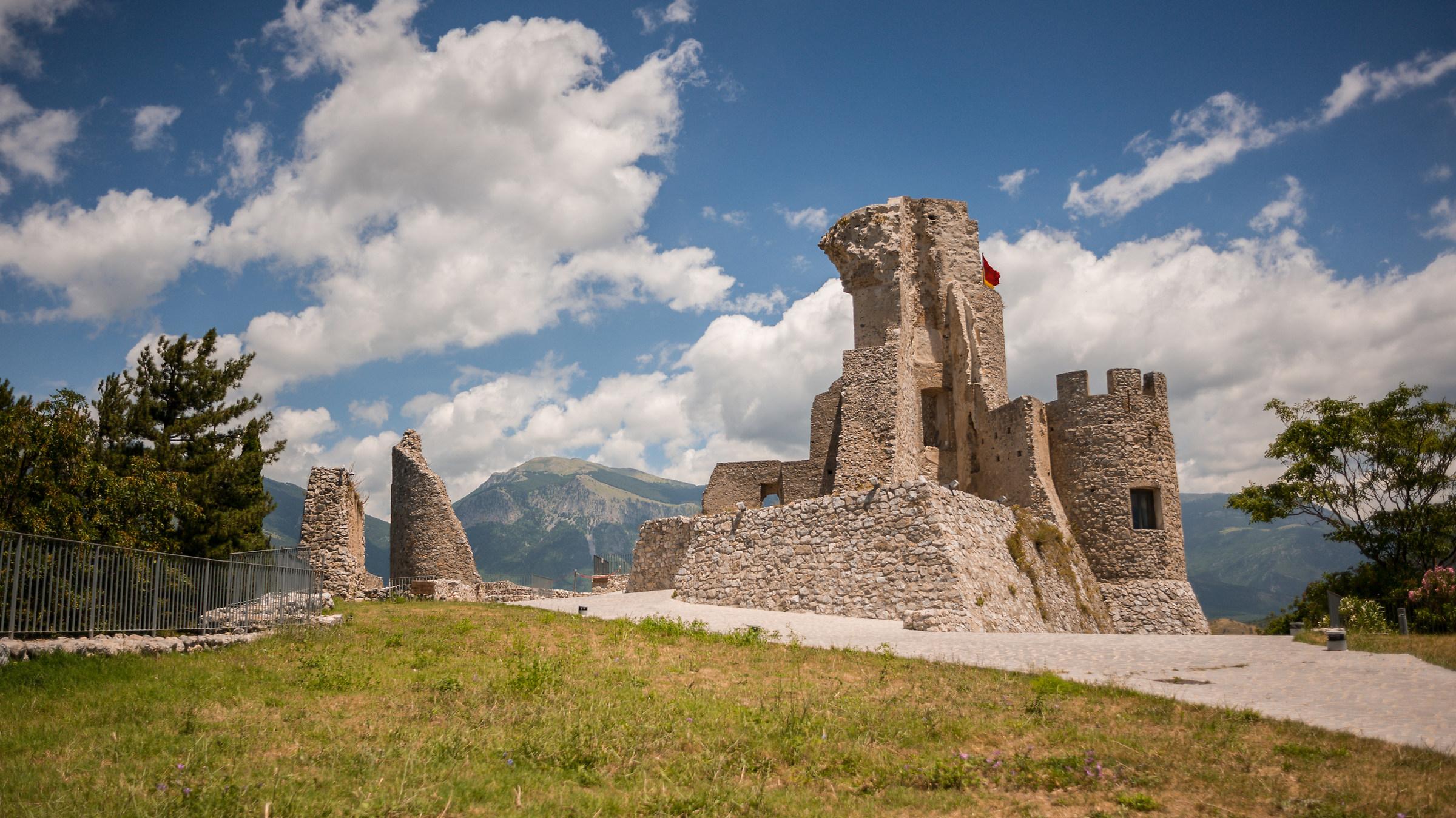 Castello - Morano Calabro...