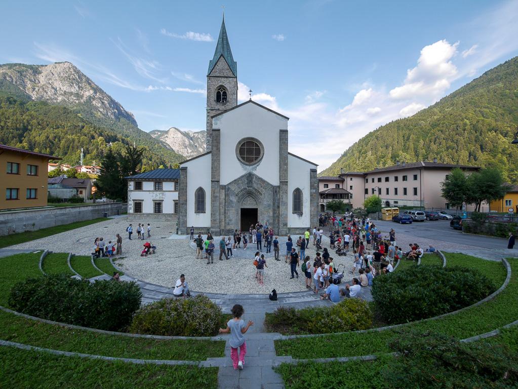 Chiesa di Pontebba...