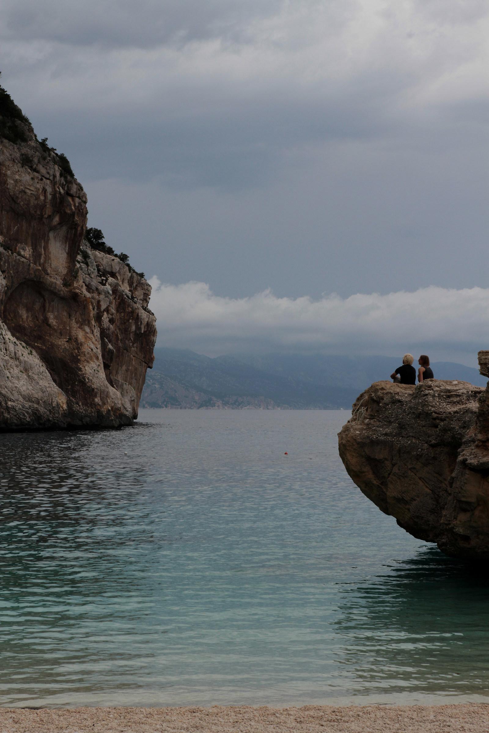 September in Cala Mariolu...