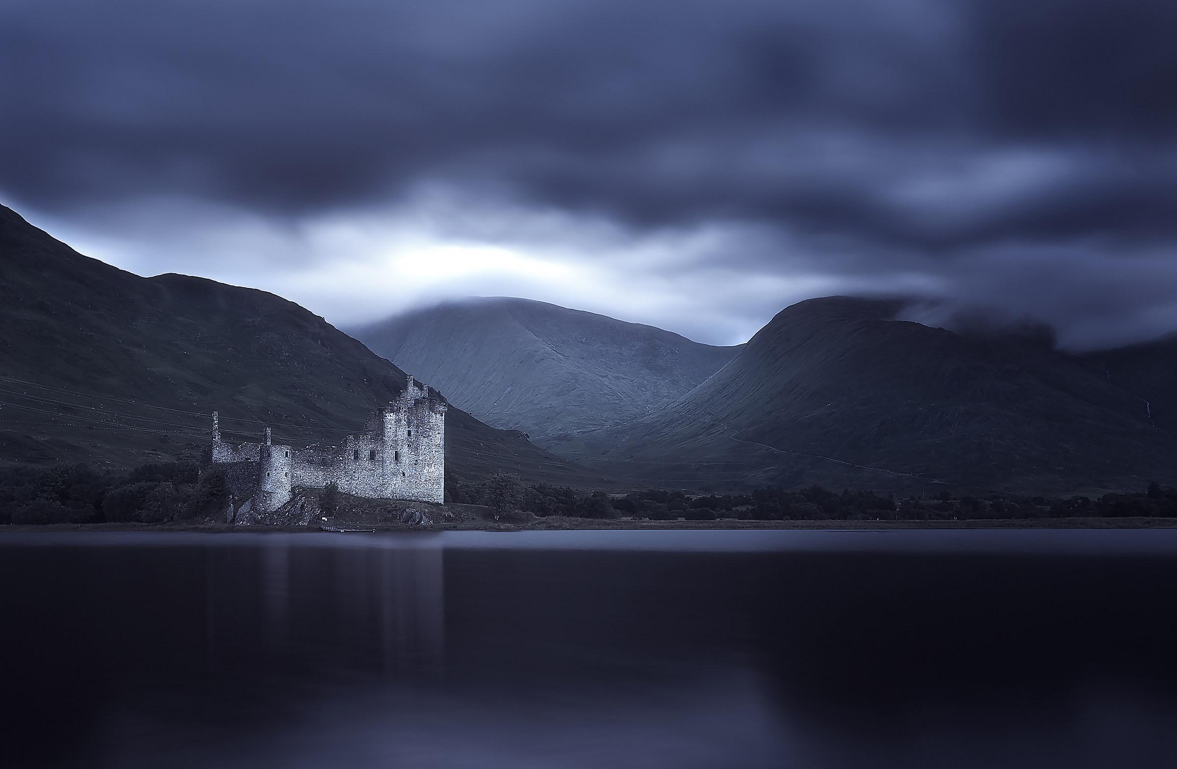 Haunted Castle...