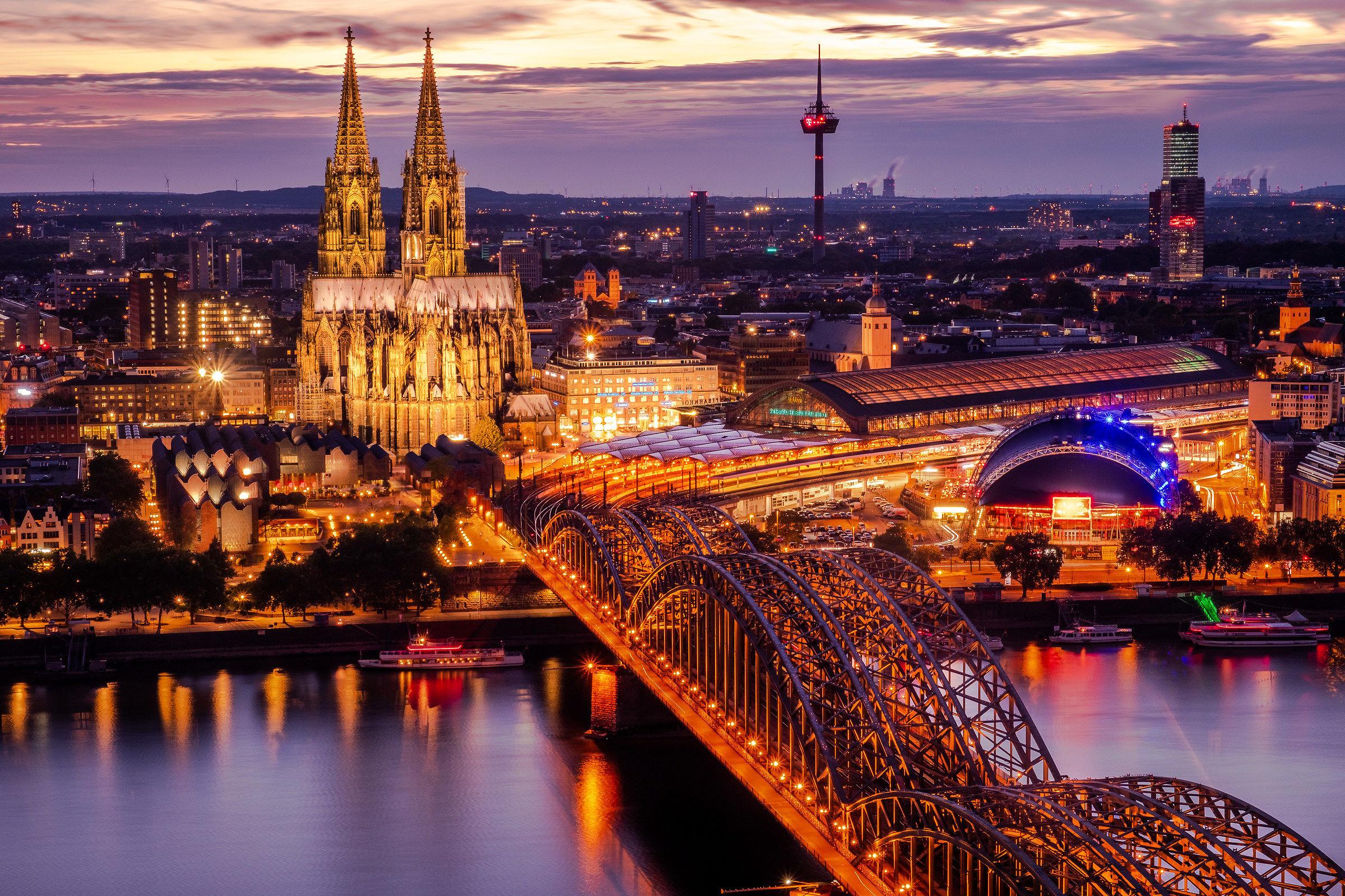 Cologne Skyline...