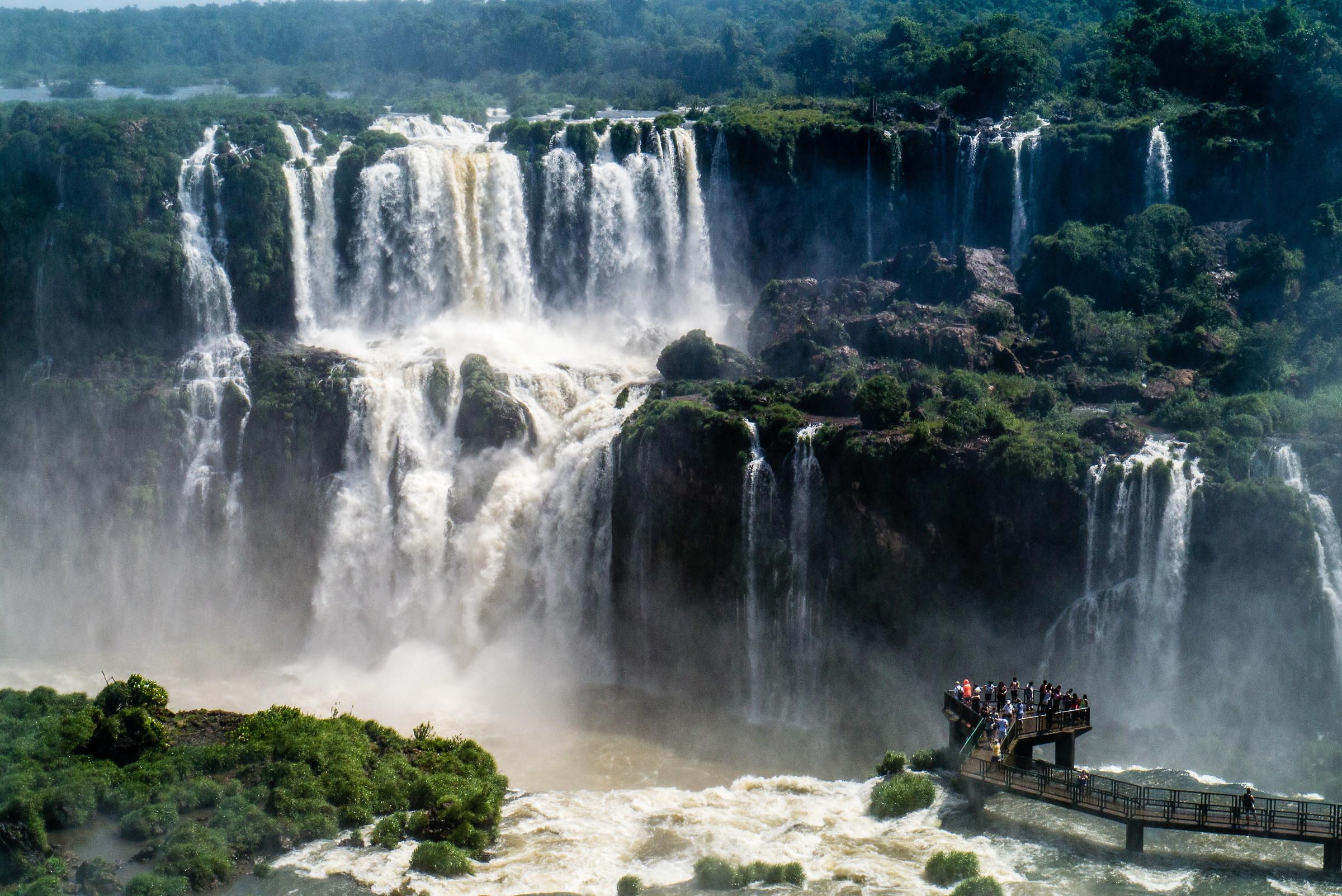 Iguazu...