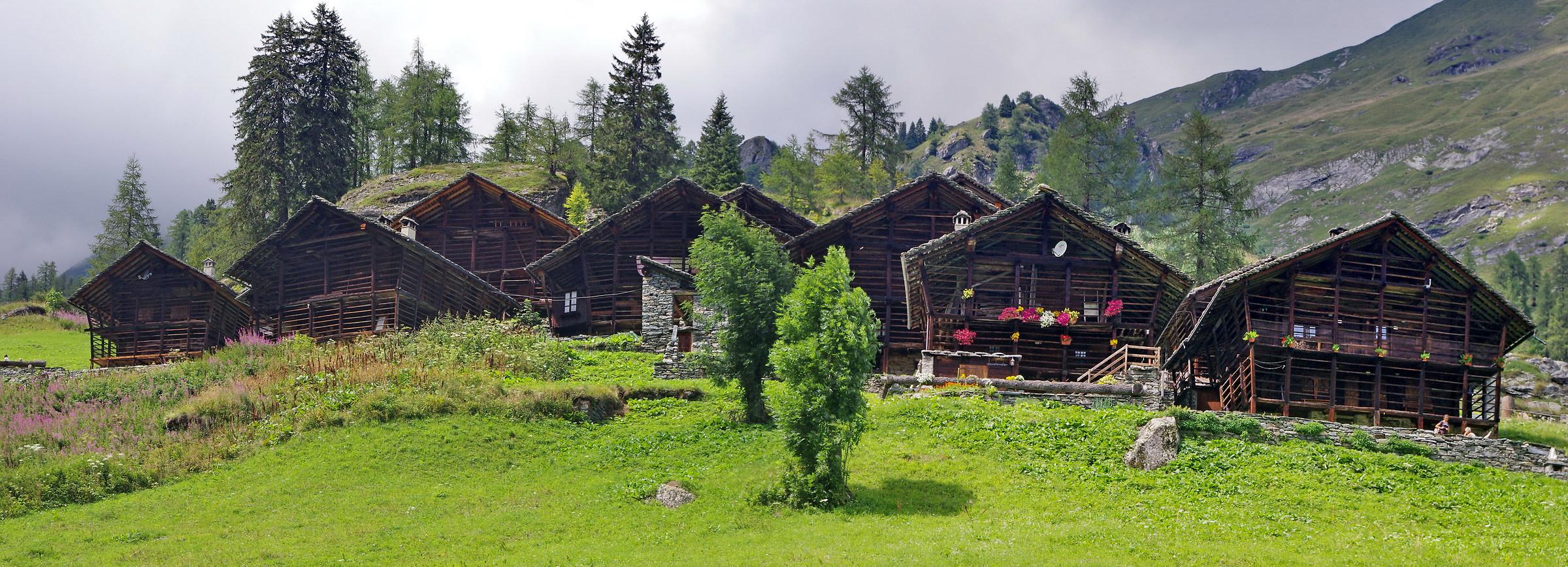 Village Walzer in Val D'otro...