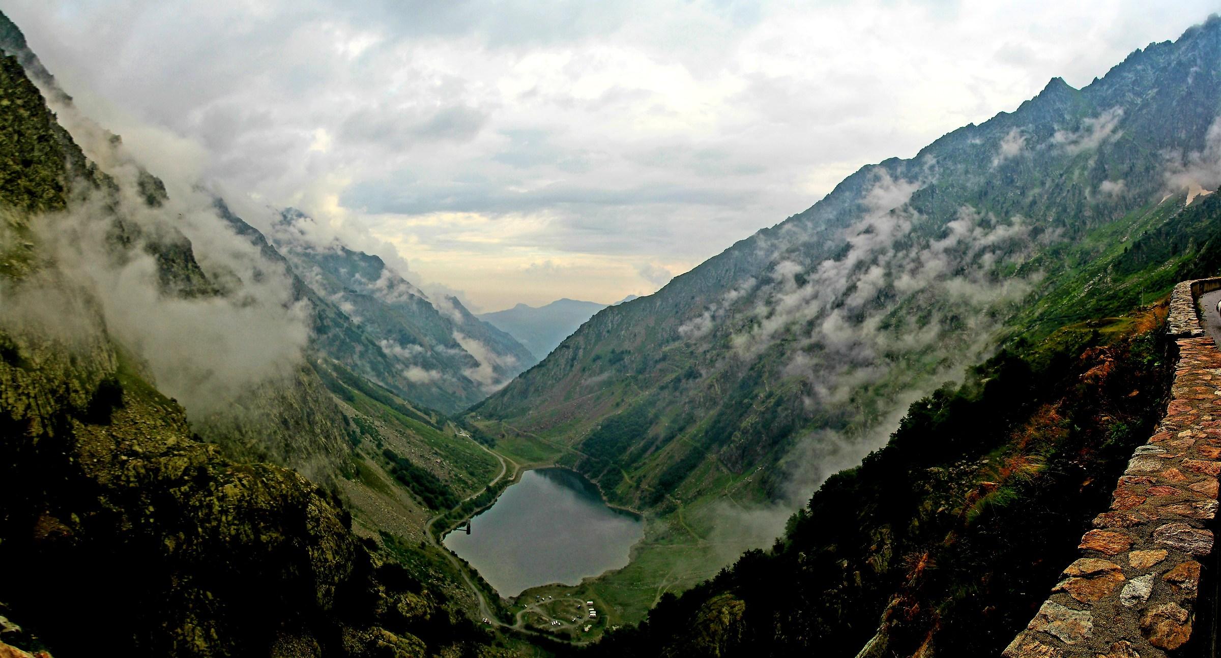 Lago delle Rovine - Entracque - CN...