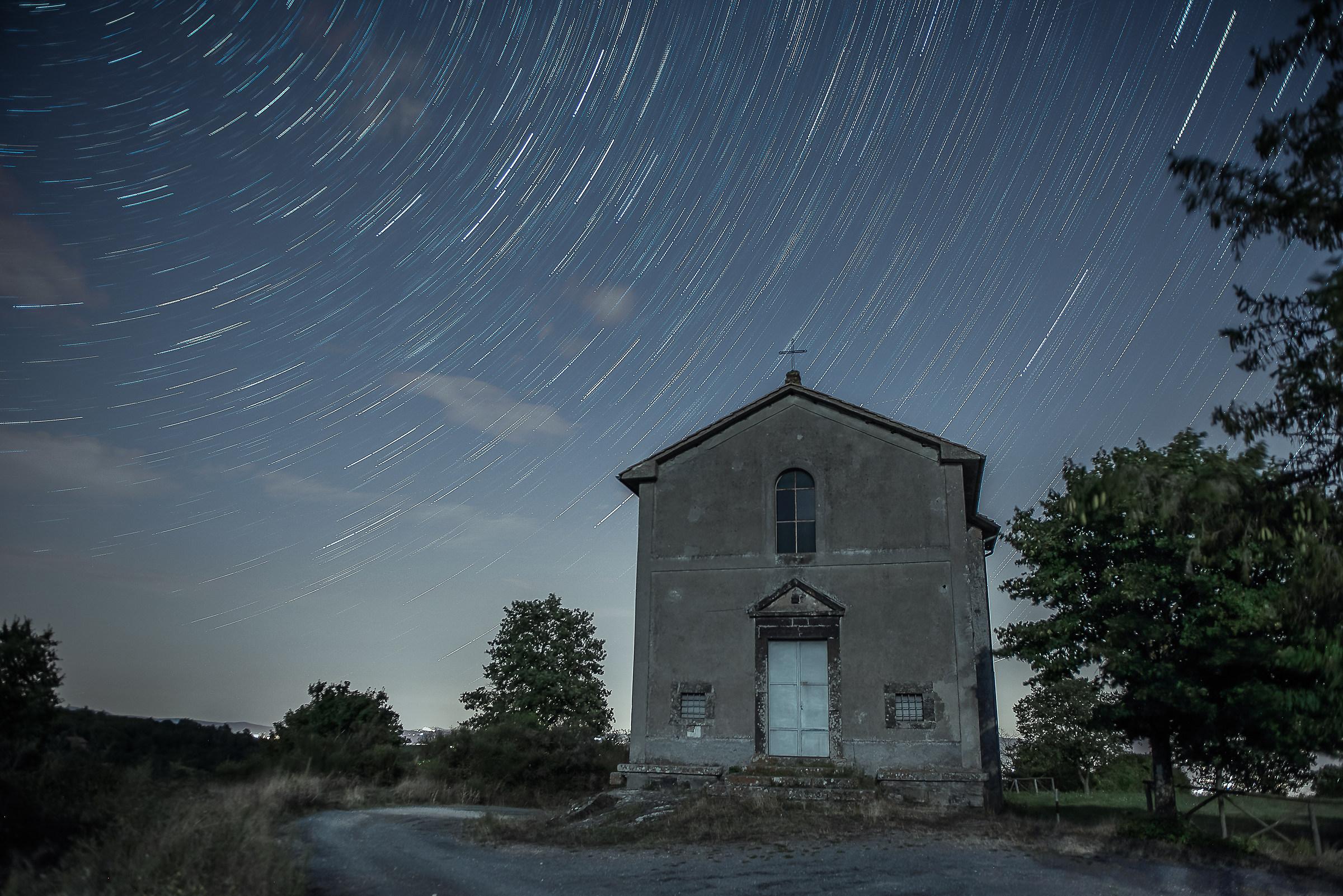 The Church of San Vittore-Gradoli (VT)...