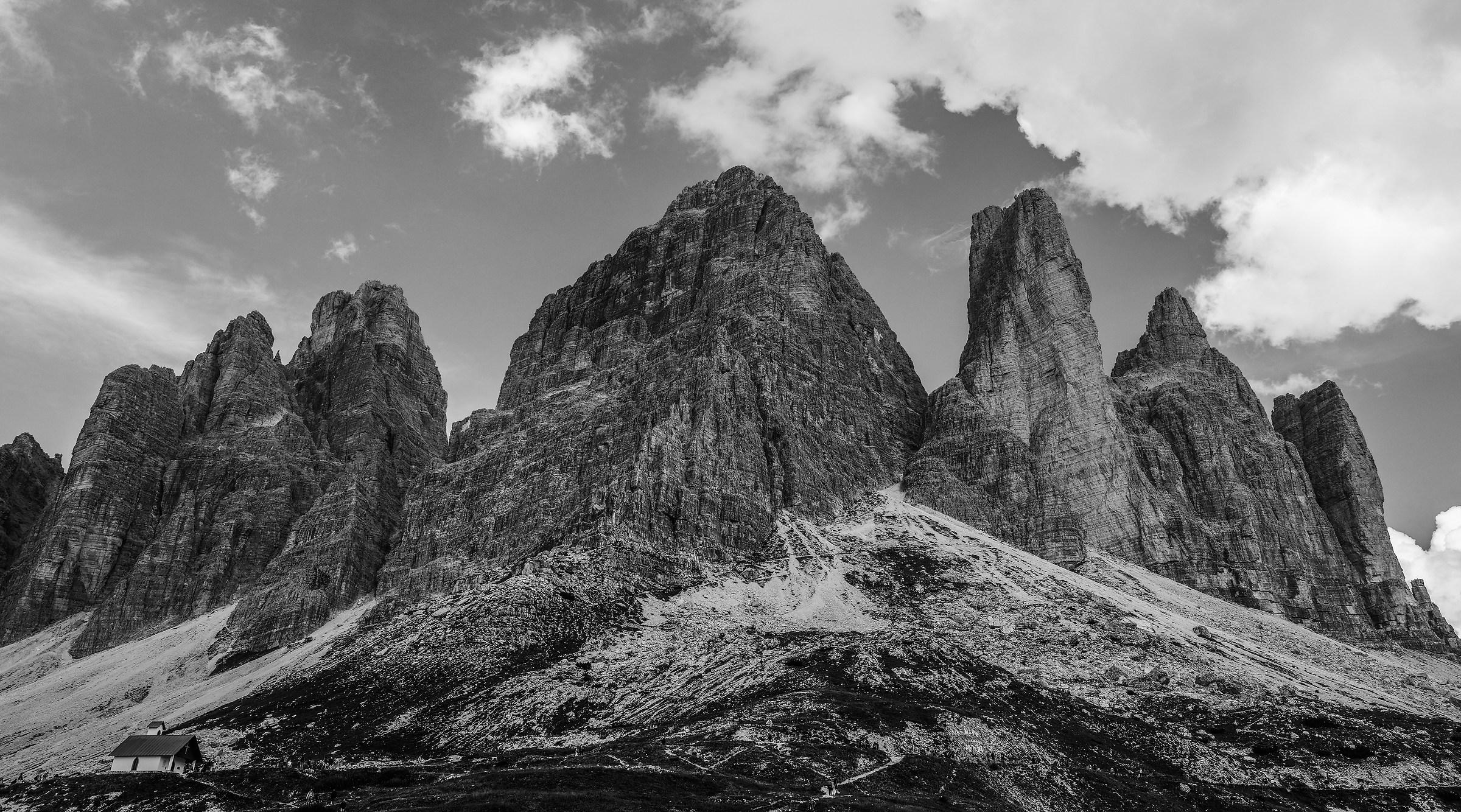 The Three Peaks 1...