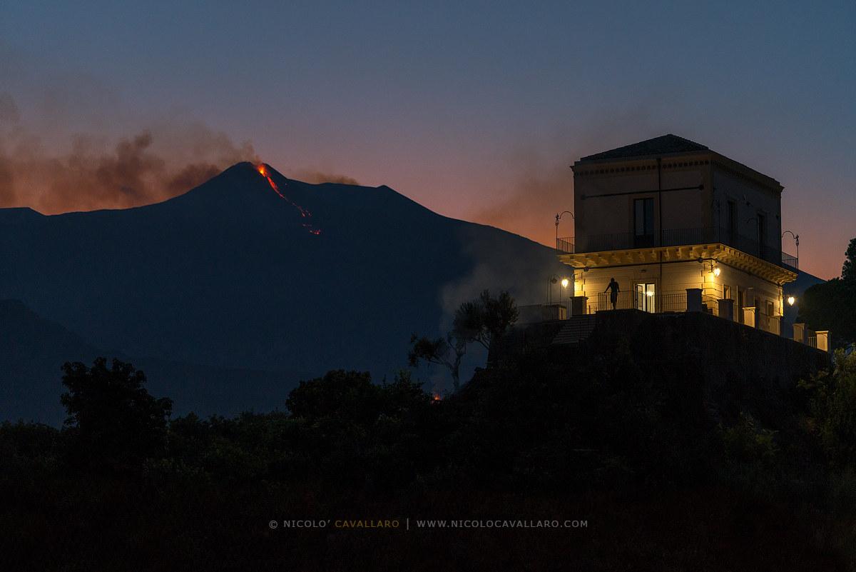Sicilian sunsets...