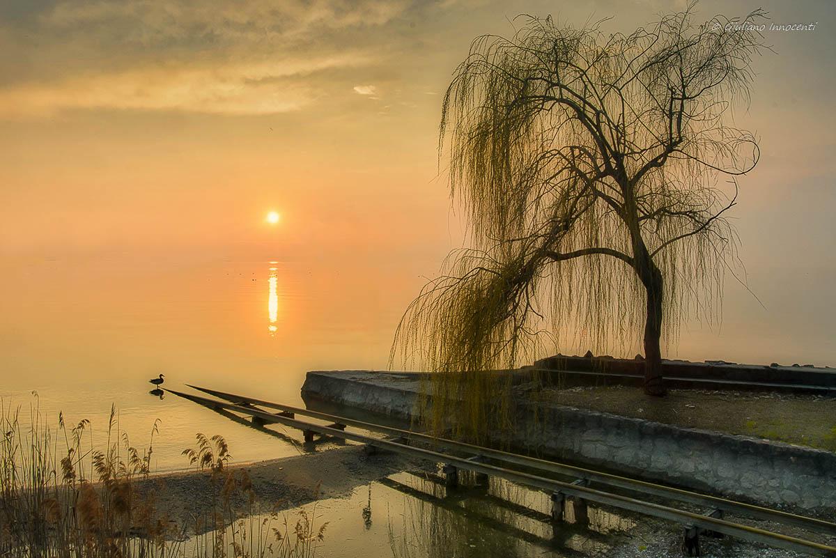 A magical sunset...