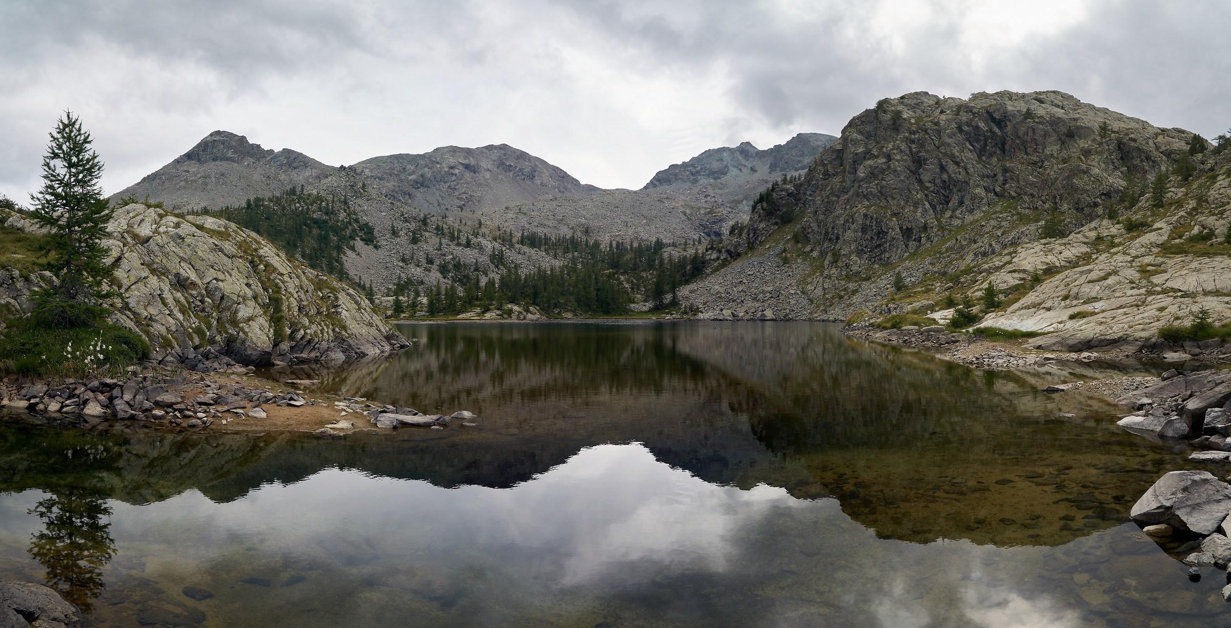 Barbustel - Lac Blanc...