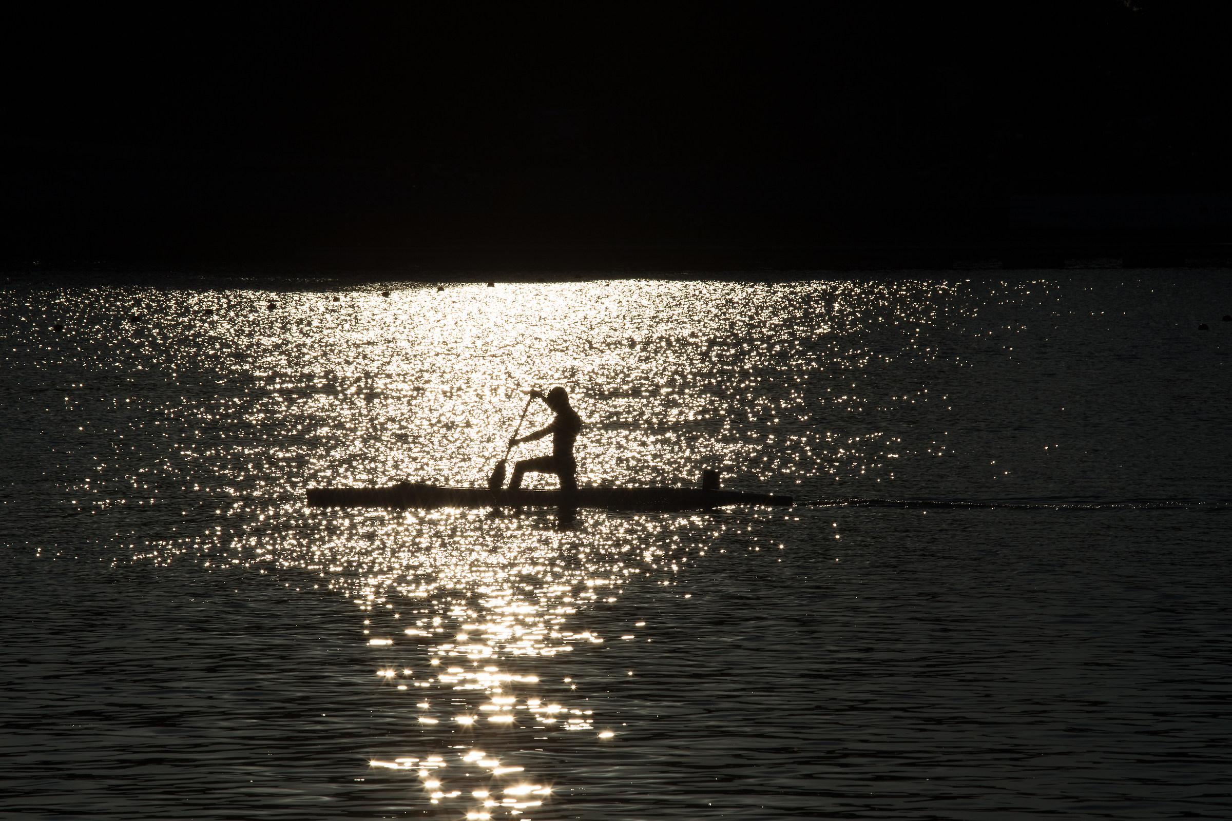 Kayak-Silhouette...