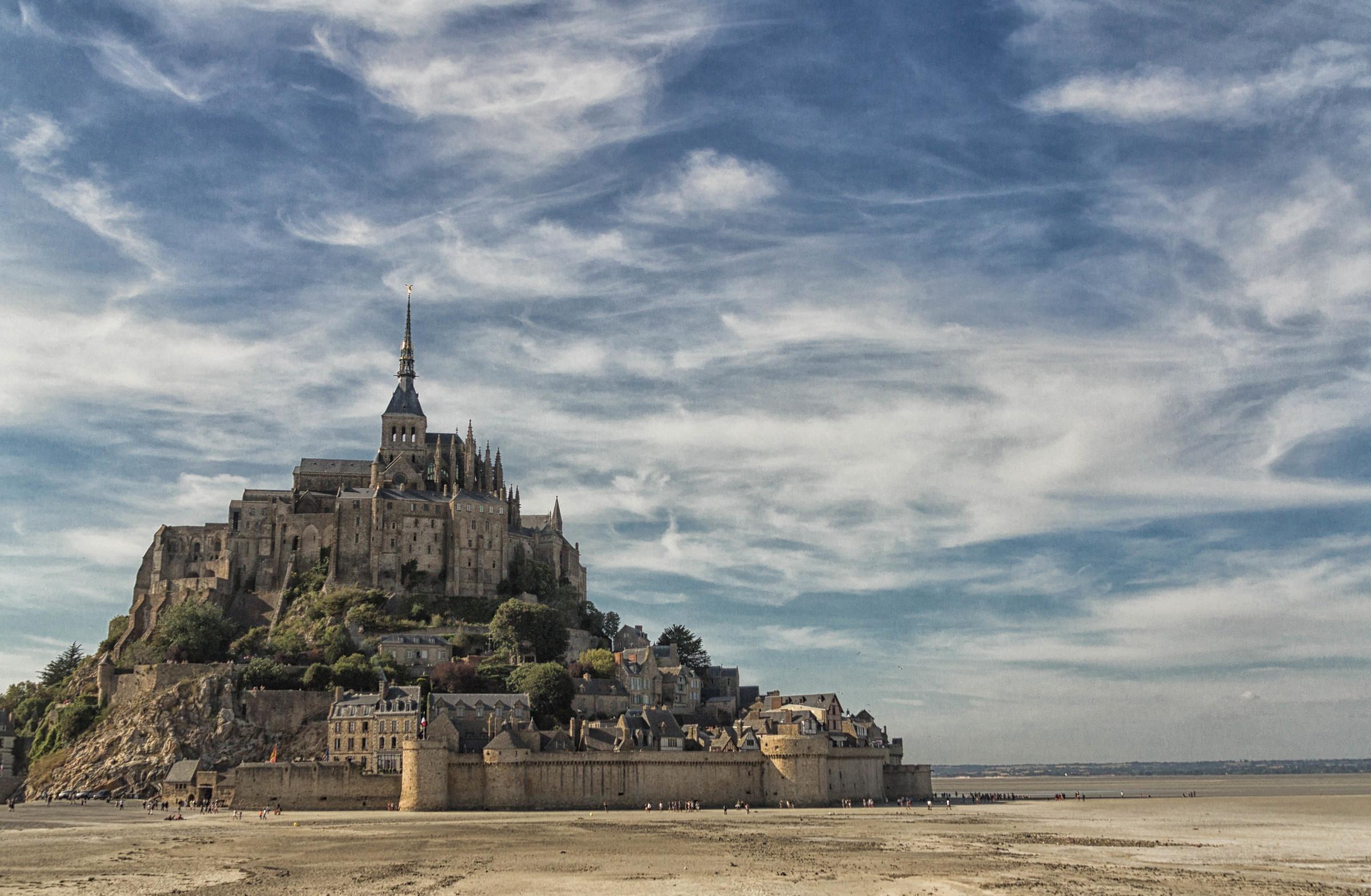 Mont Saint-Michel...