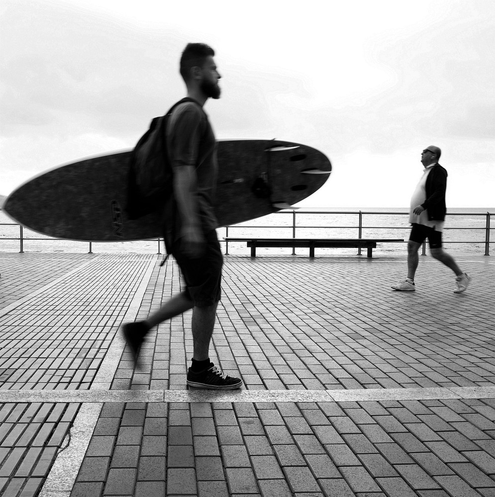 Surf, Walk, Live...
