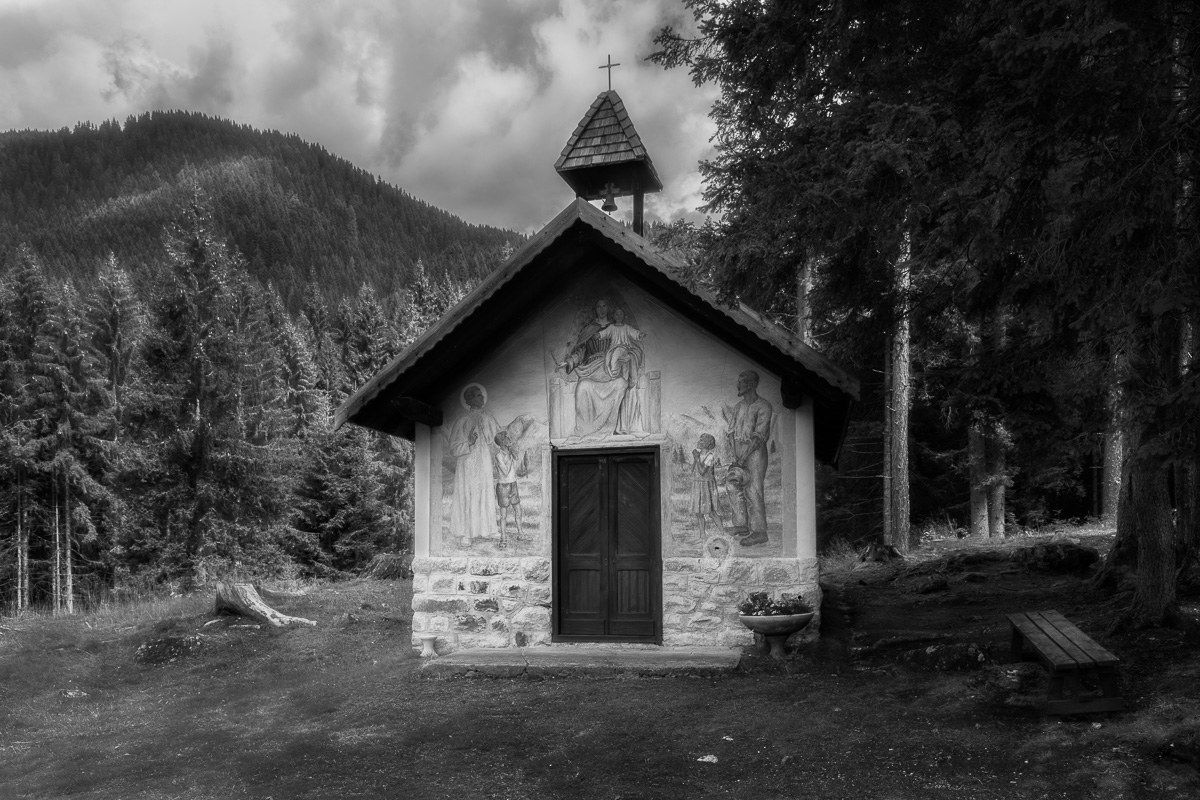 The church in the Woods...