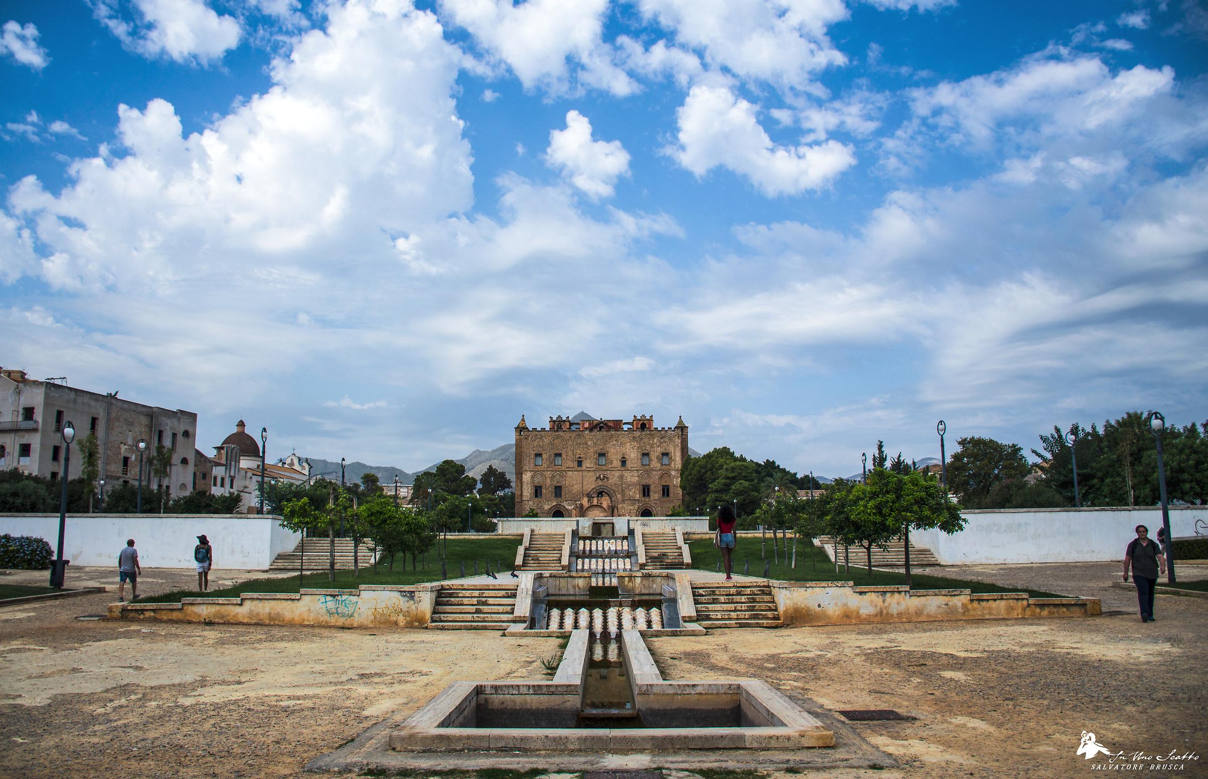 Castello della Zisa - Palermo...