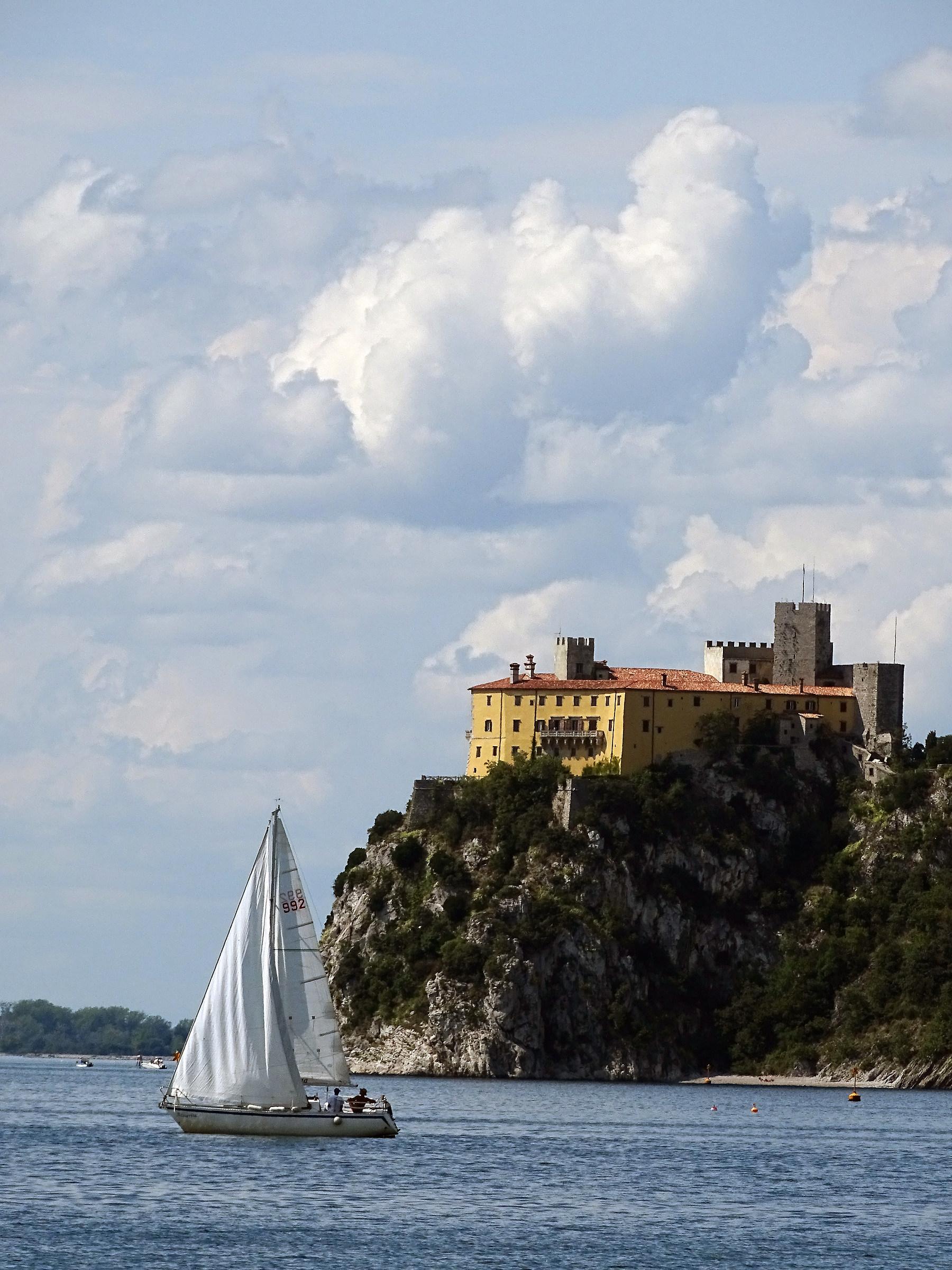 Il Castello di Duino...