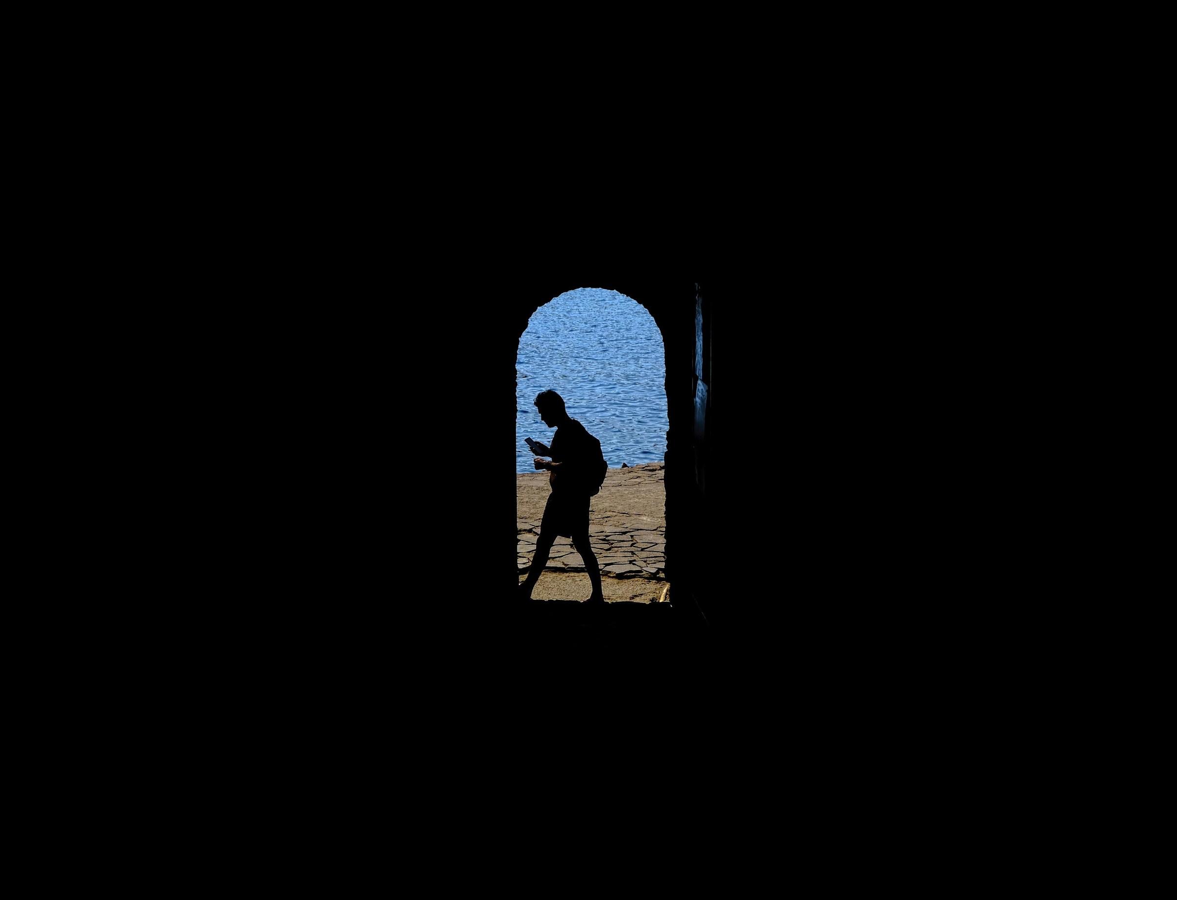 Peephole on the World ...