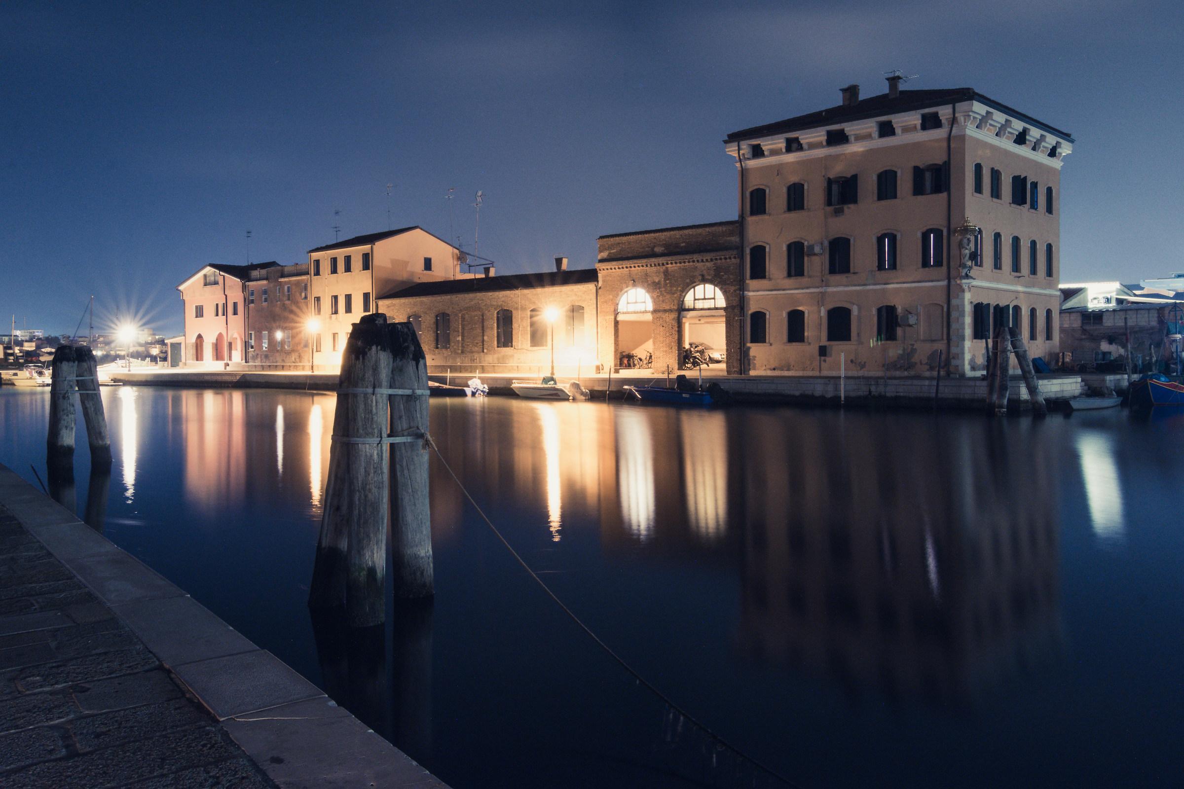 From San Domenico Chioggia...