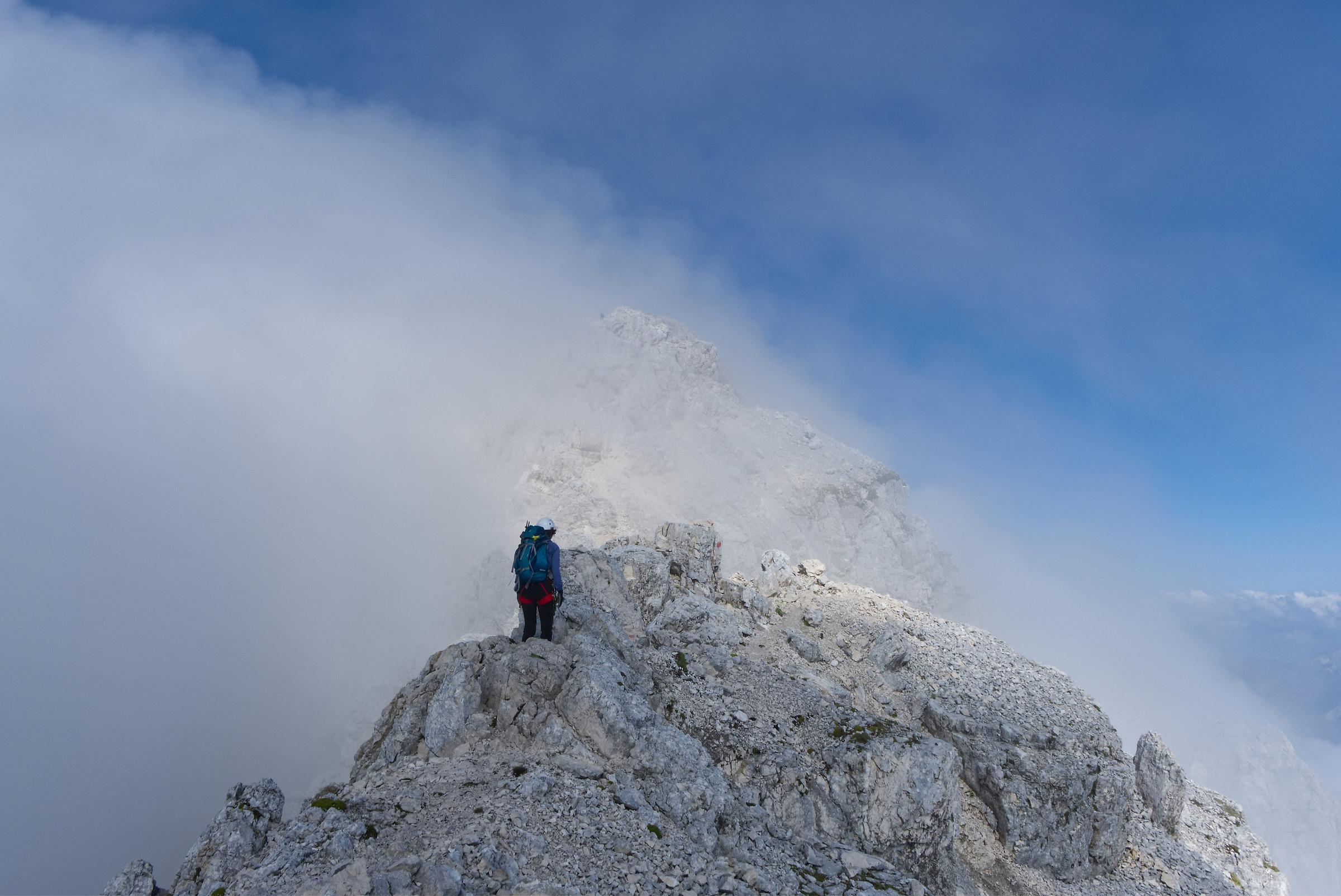 Montasio 2.754 m....