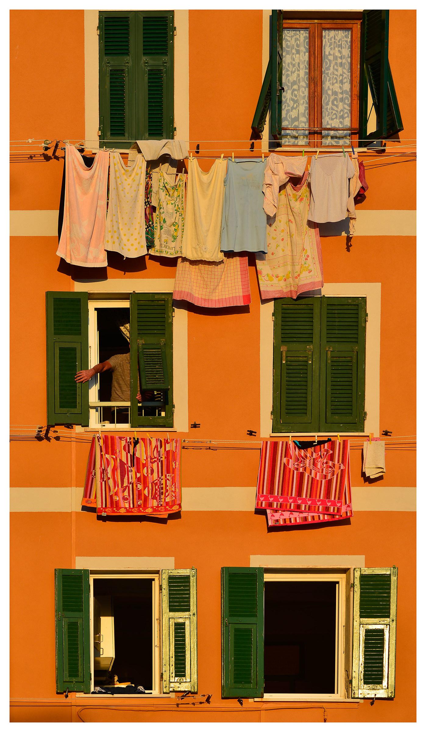 Giallo a Riomaggiore...
