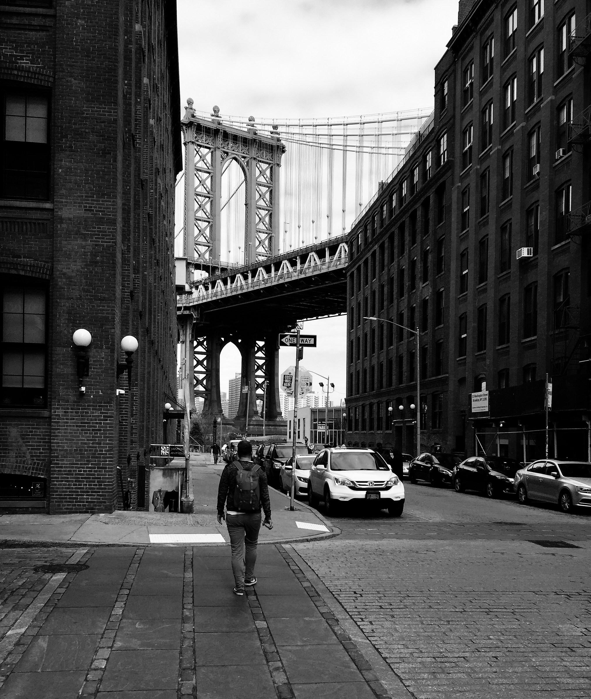 Classic Dumbo/New York...