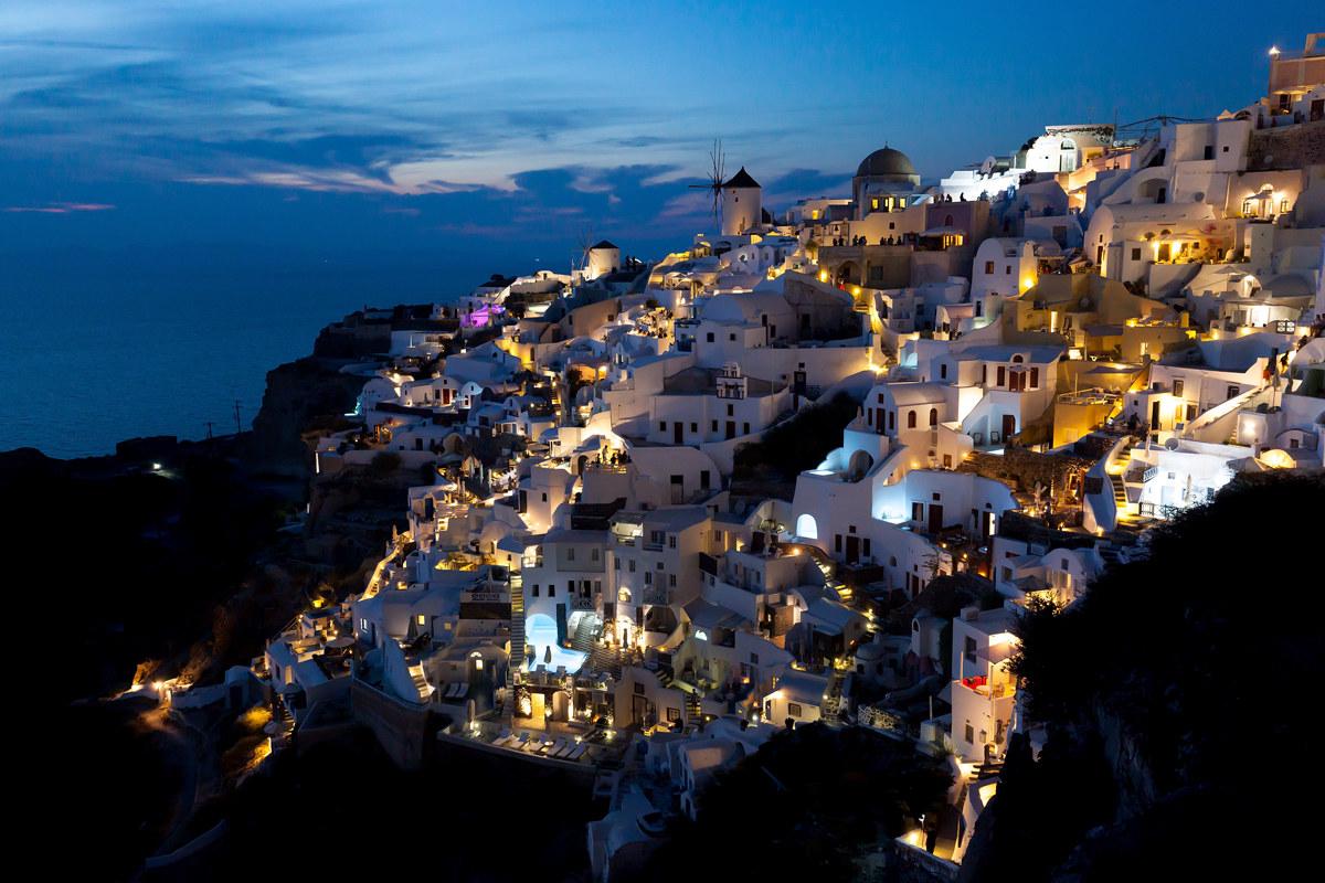 Oia Santorini...