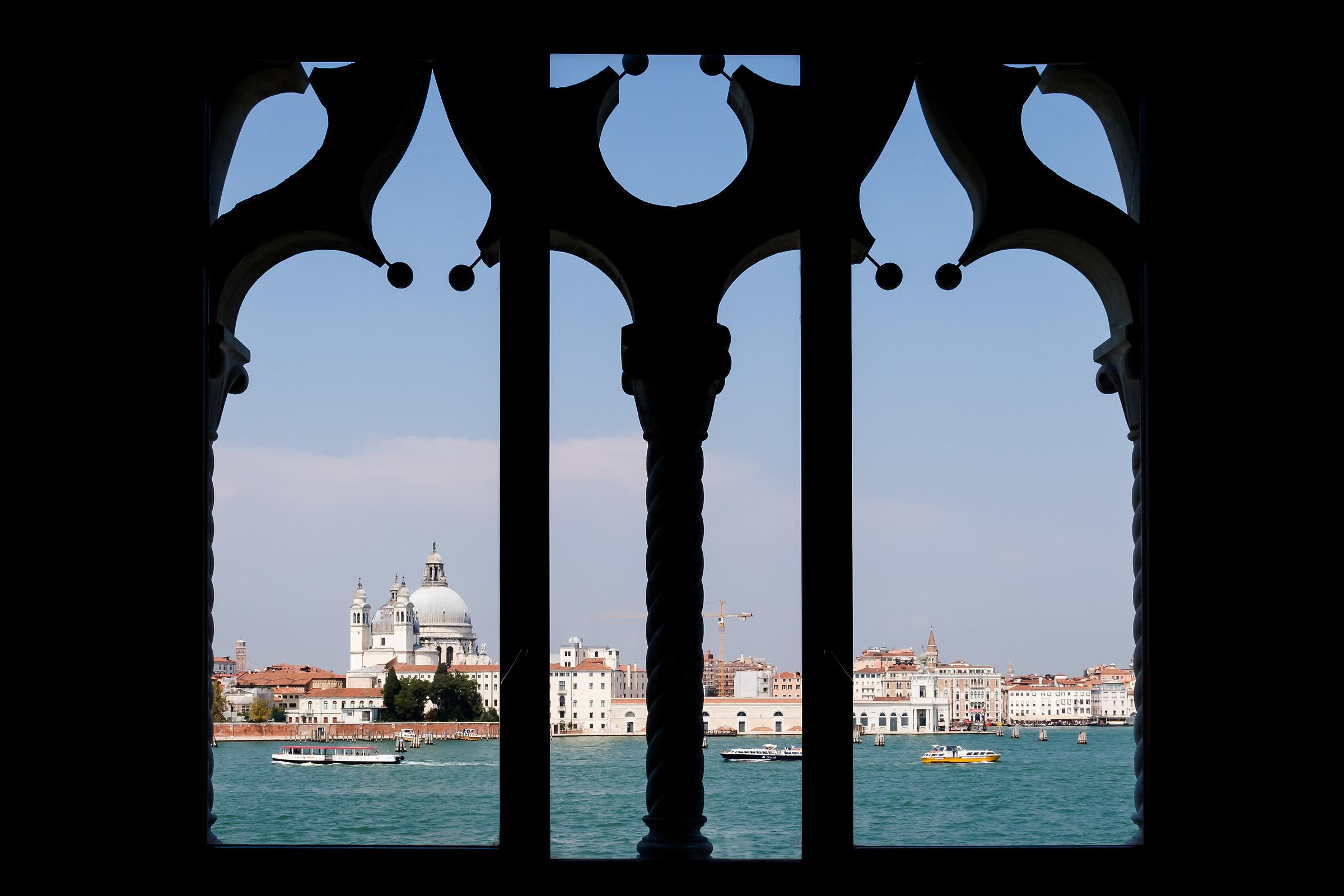 Una finestra su Venezia...