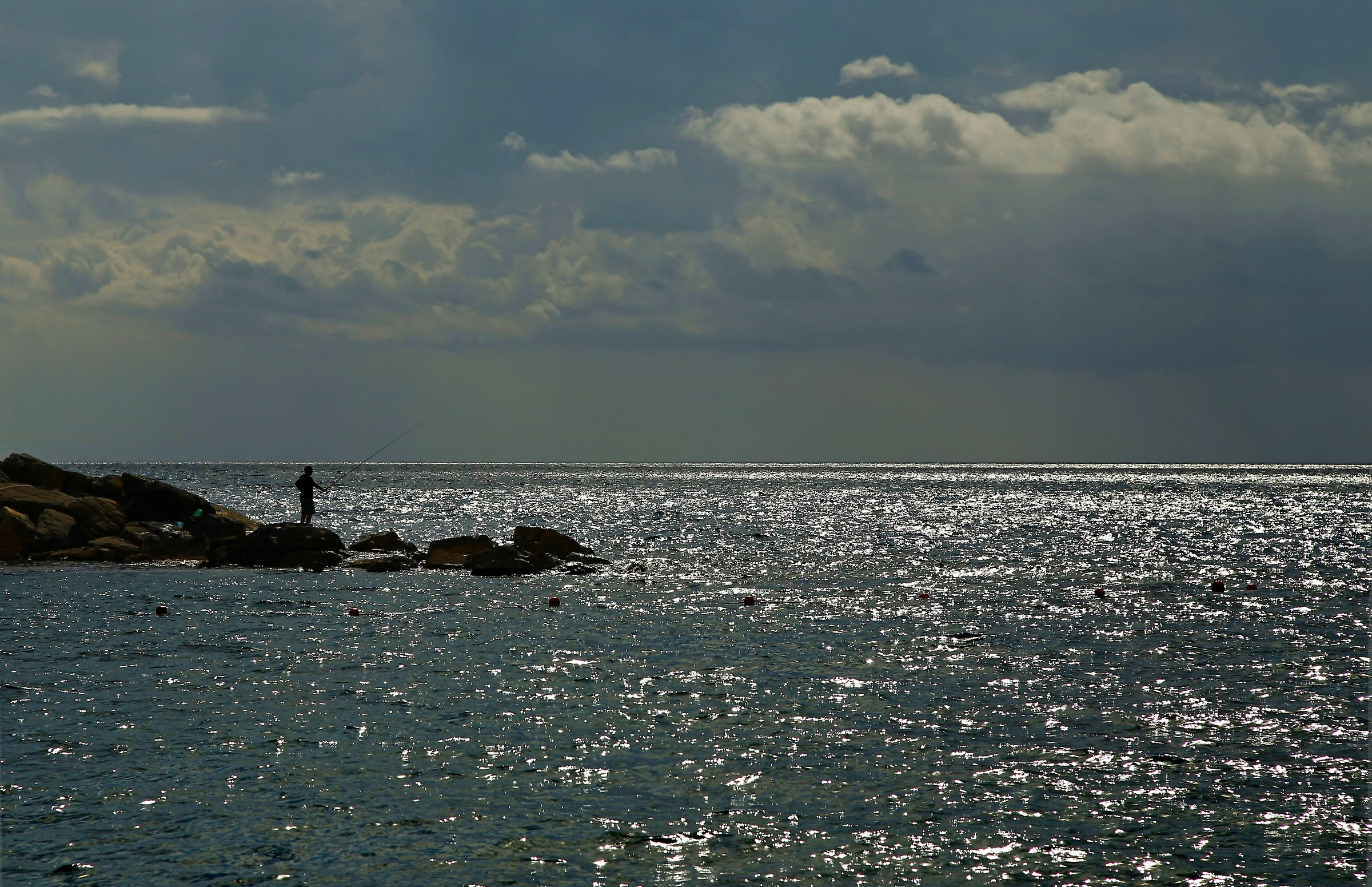 The Diamond Fisherman...