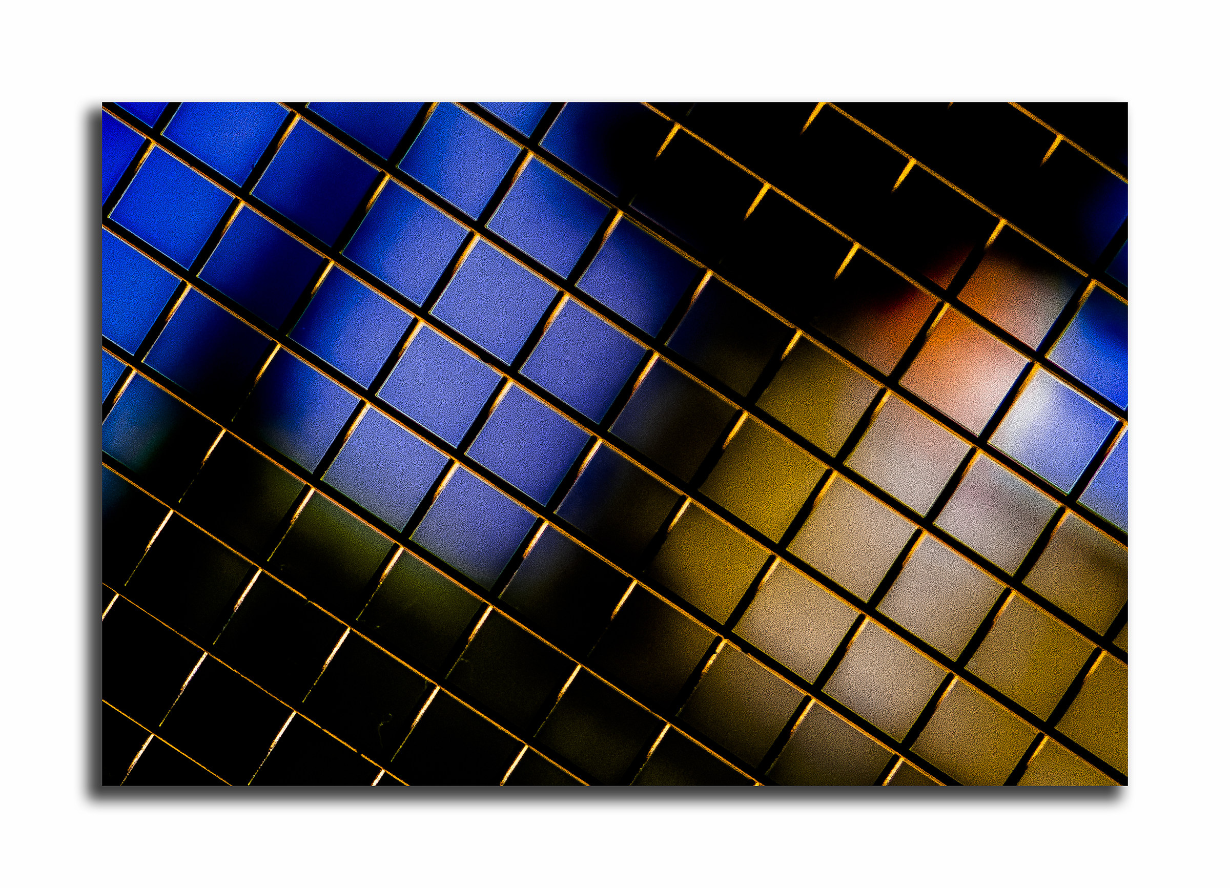 Colors in cages...