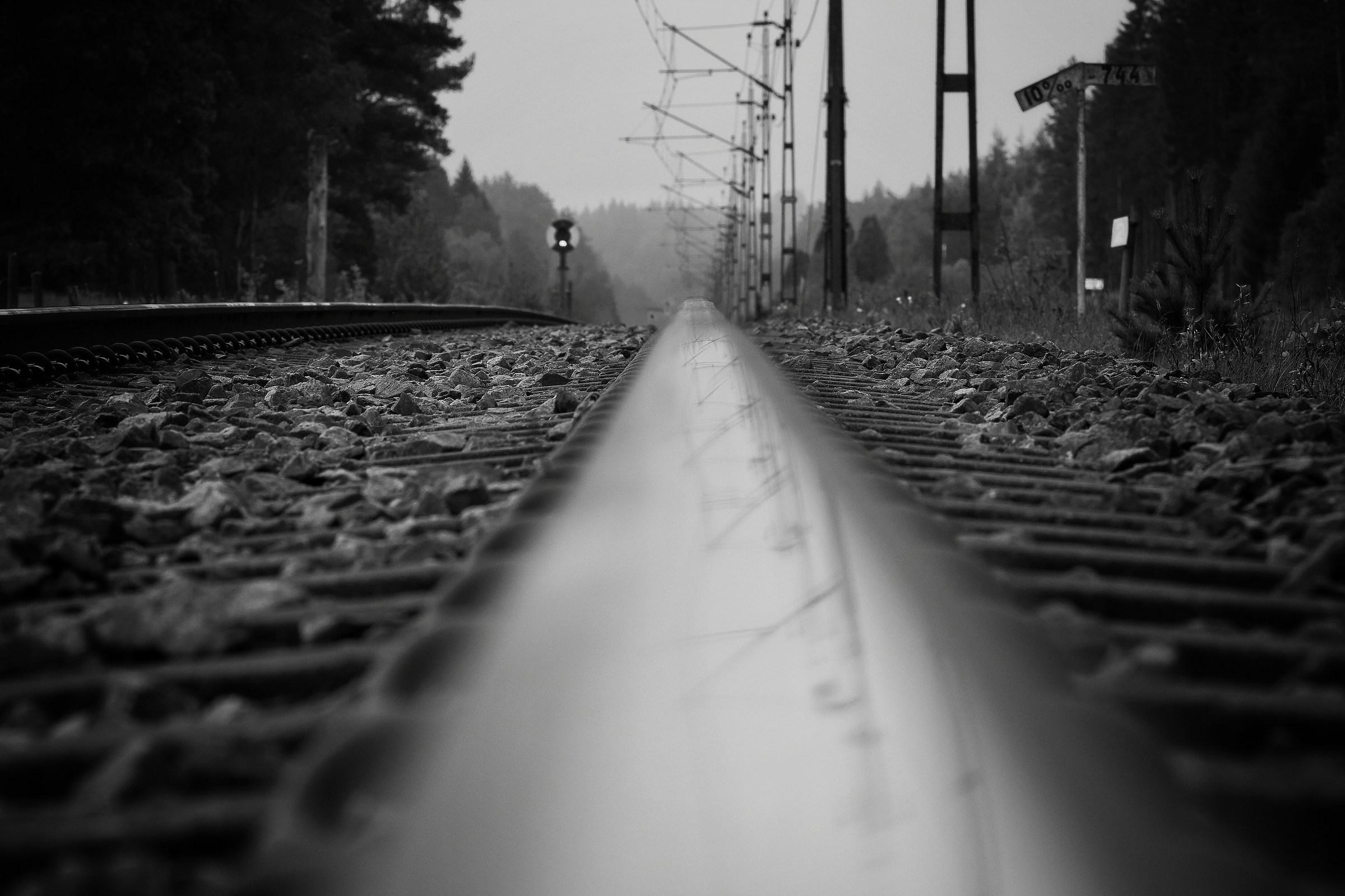 The Rail ...