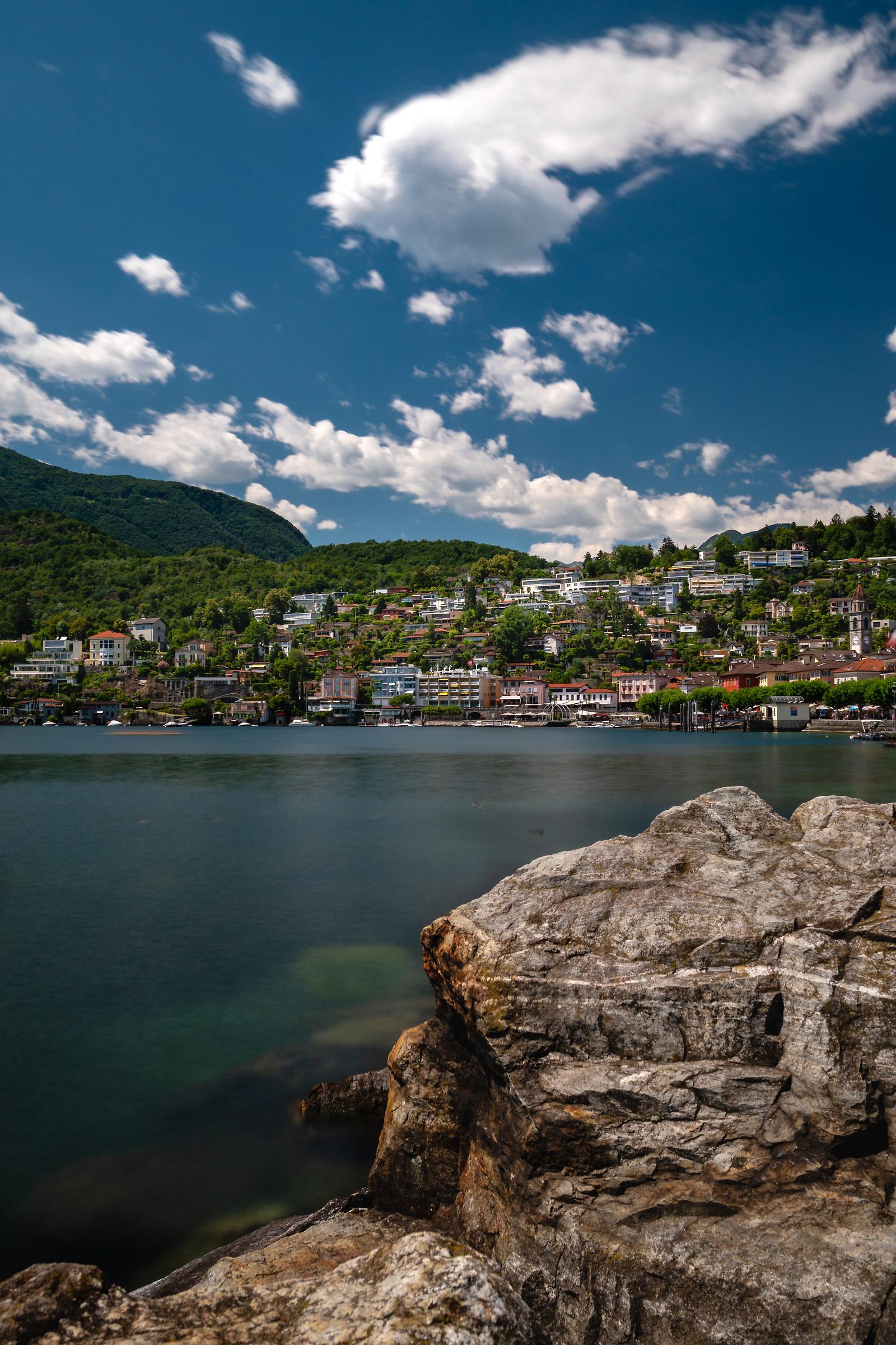un momento di relax ( Ascona)...