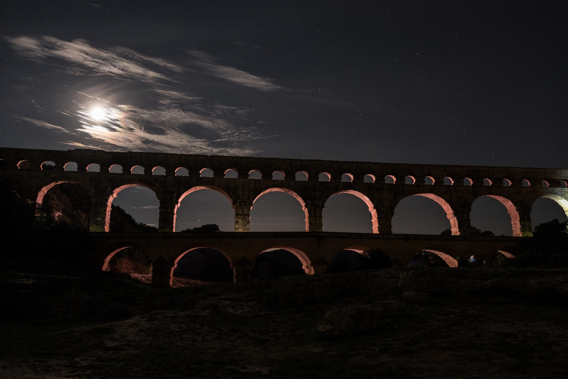 Pont du Gard...