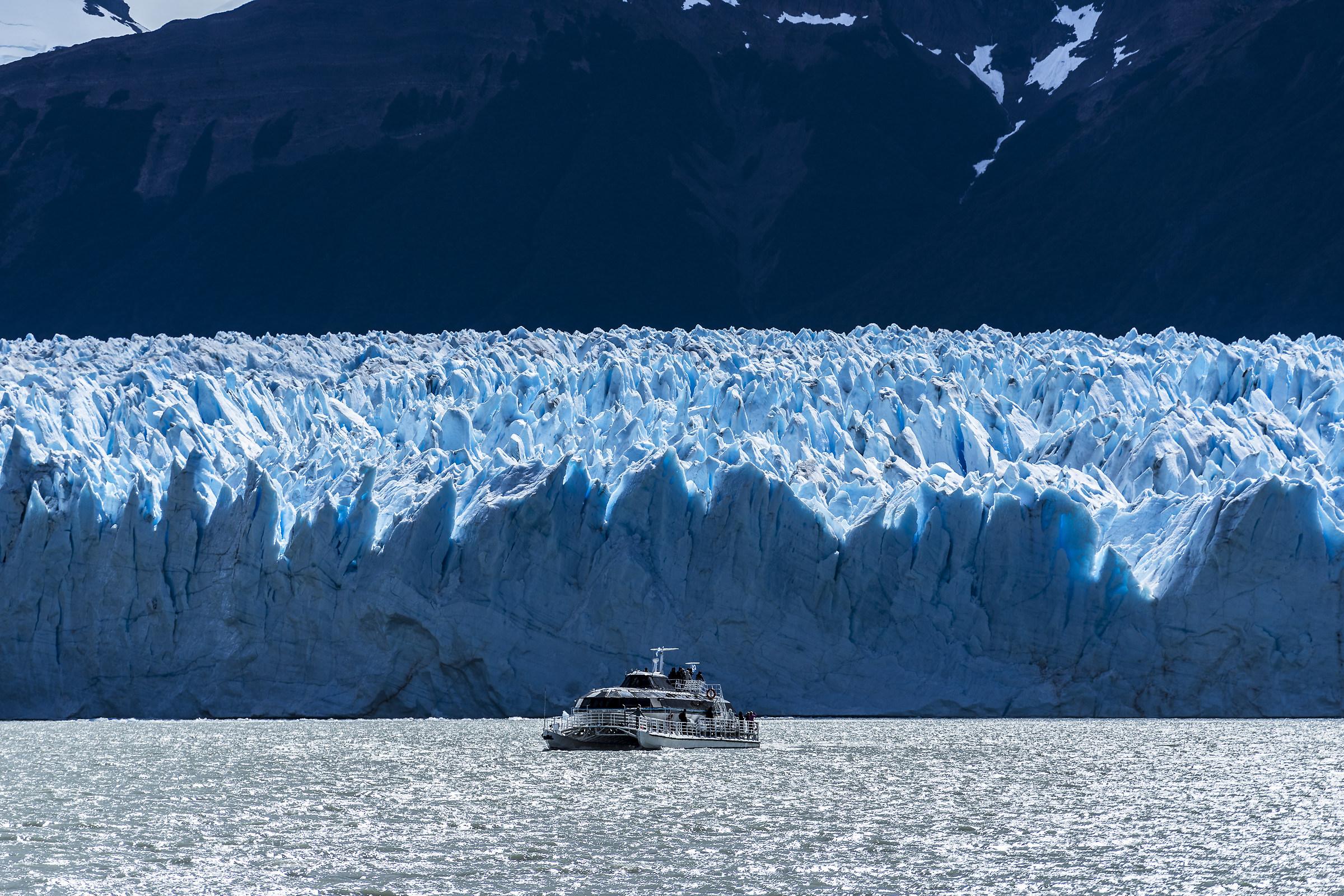 Perito Moreno...